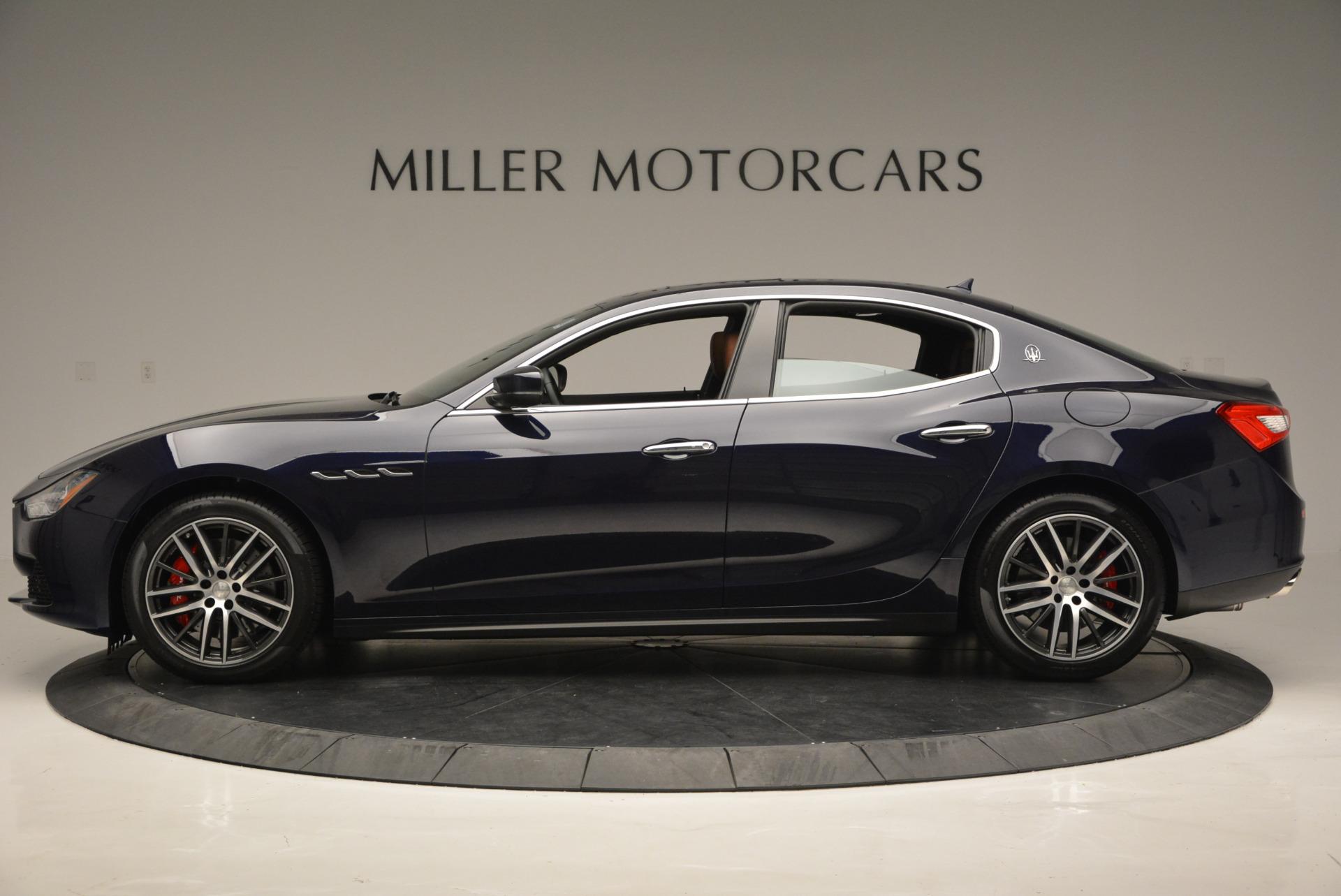 New 2017 Maserati Ghibli S Q4 For Sale In Greenwich, CT 569_p3
