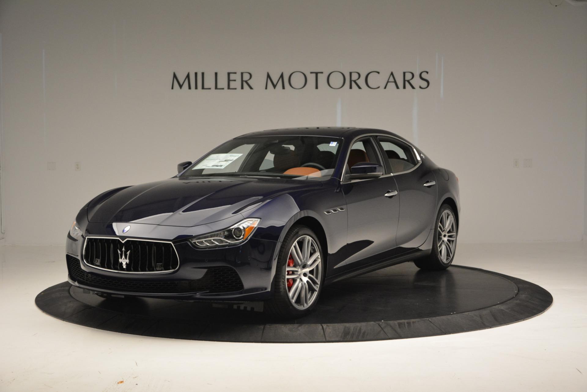 New 2017 Maserati Ghibli S Q4 For Sale In Greenwich, CT 571_main