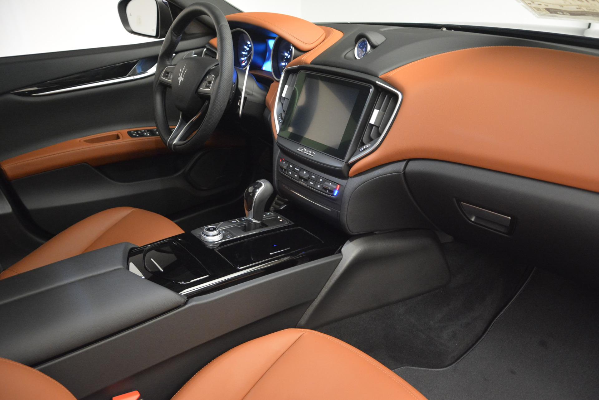 New 2017 Maserati Ghibli S Q4 For Sale In Greenwich, CT 571_p19