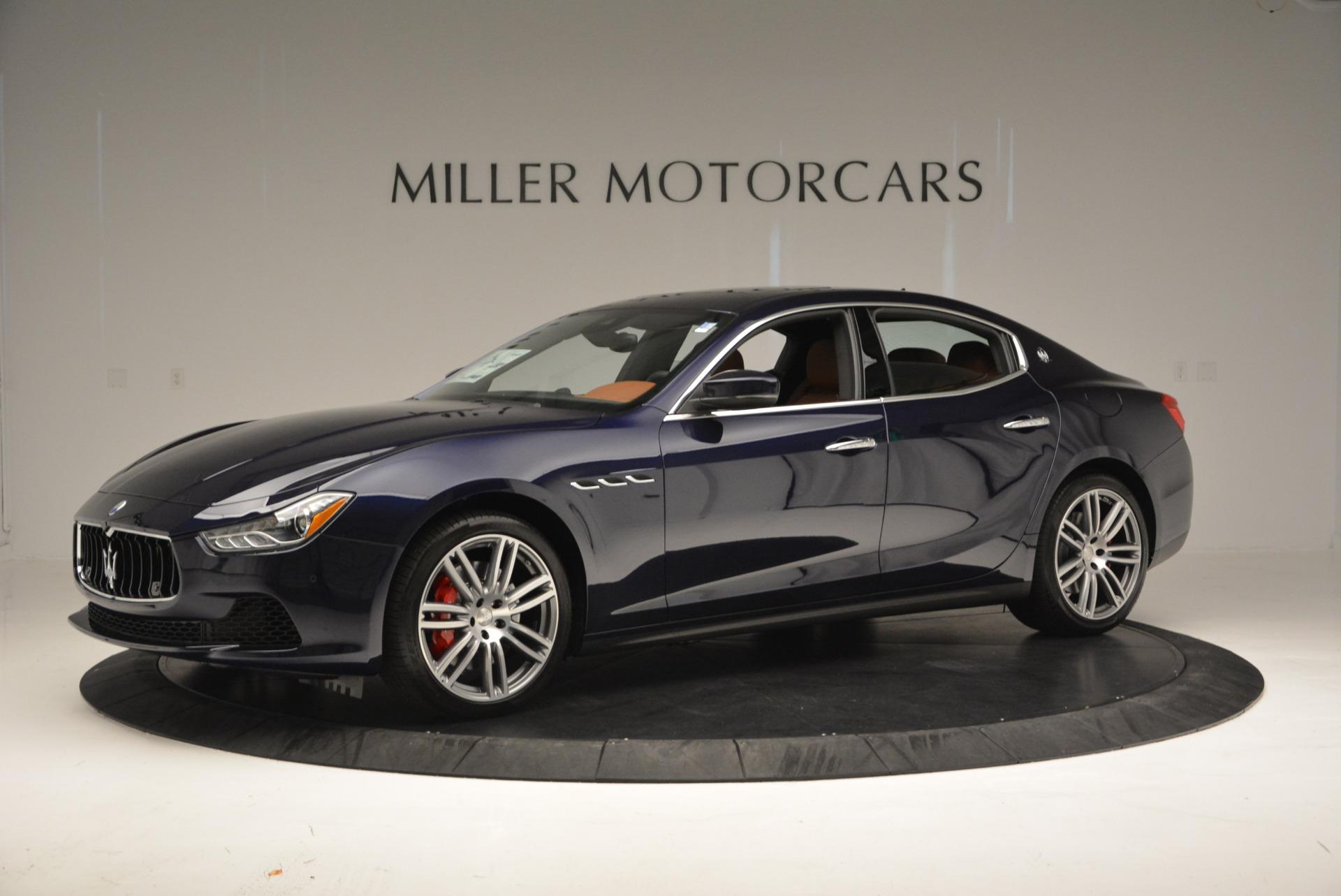 New 2017 Maserati Ghibli S Q4 For Sale In Greenwich, CT 571_p2