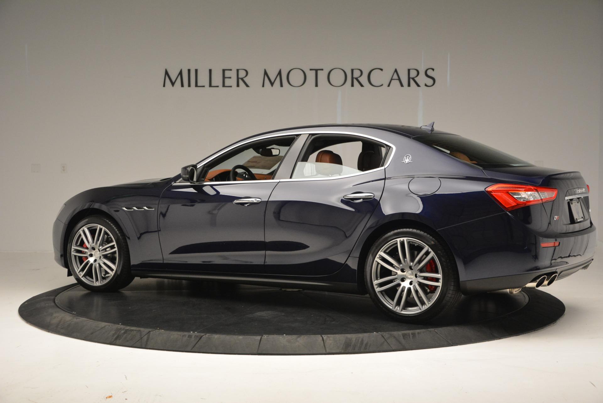 New 2017 Maserati Ghibli S Q4 For Sale In Greenwich, CT 571_p4