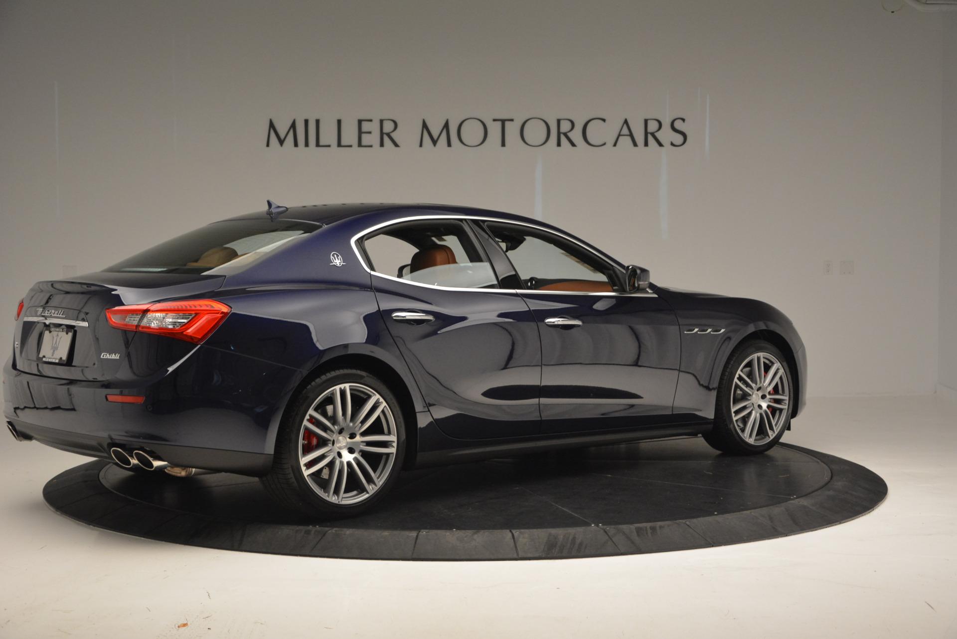 New 2017 Maserati Ghibli S Q4 For Sale In Greenwich, CT 571_p8