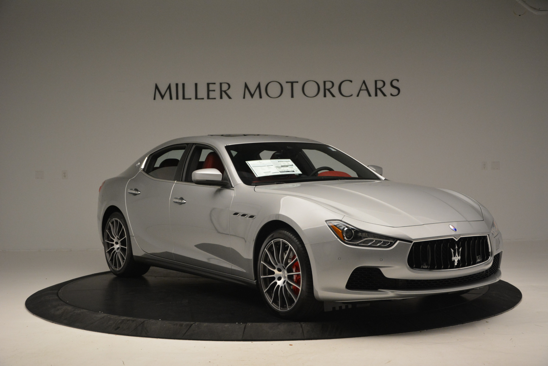 New 2017 Maserati Ghibli S Q4 For Sale In Greenwich, CT 572_p11