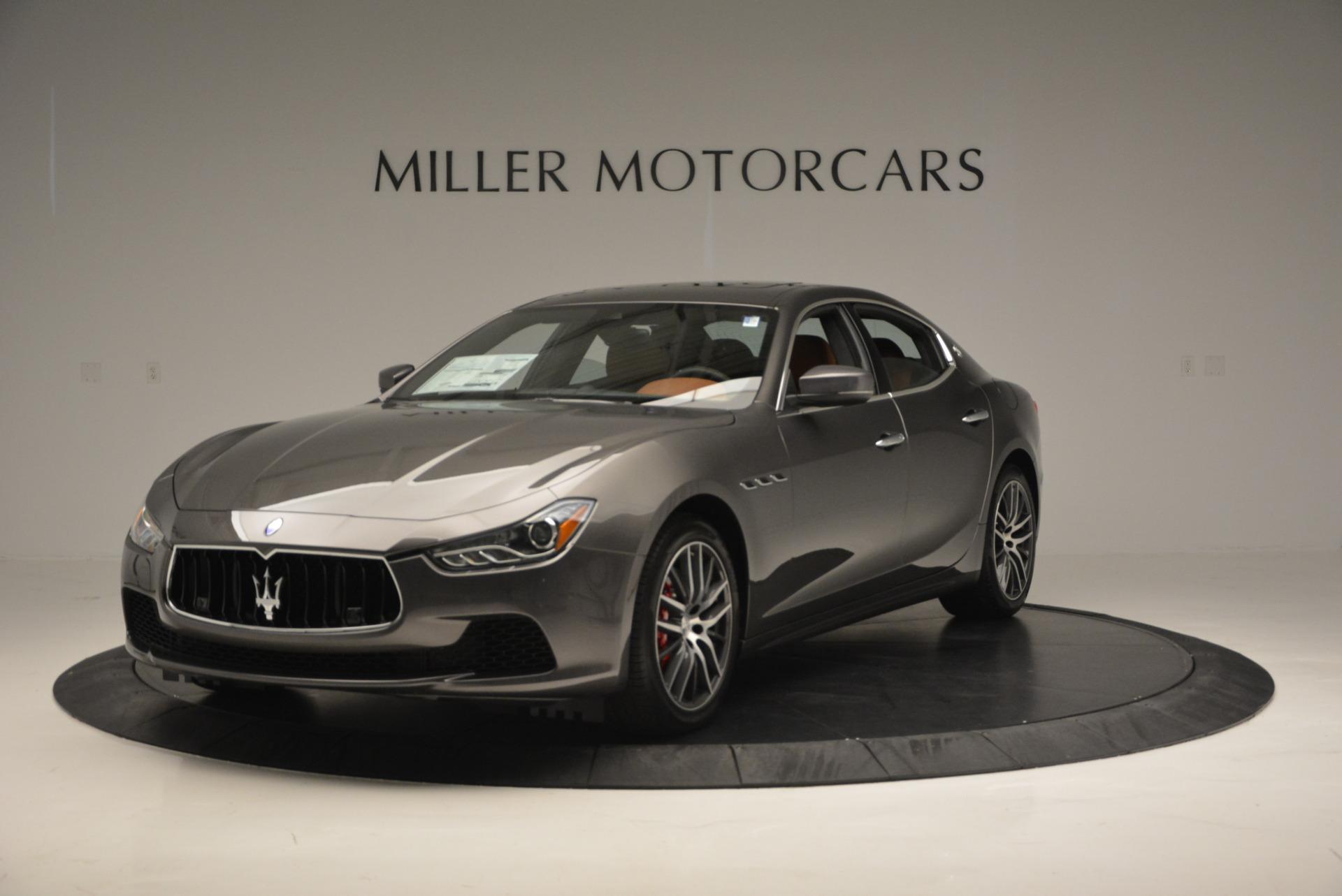 New 2017 Maserati Ghibli S Q4 For Sale In Greenwich, CT 573_main