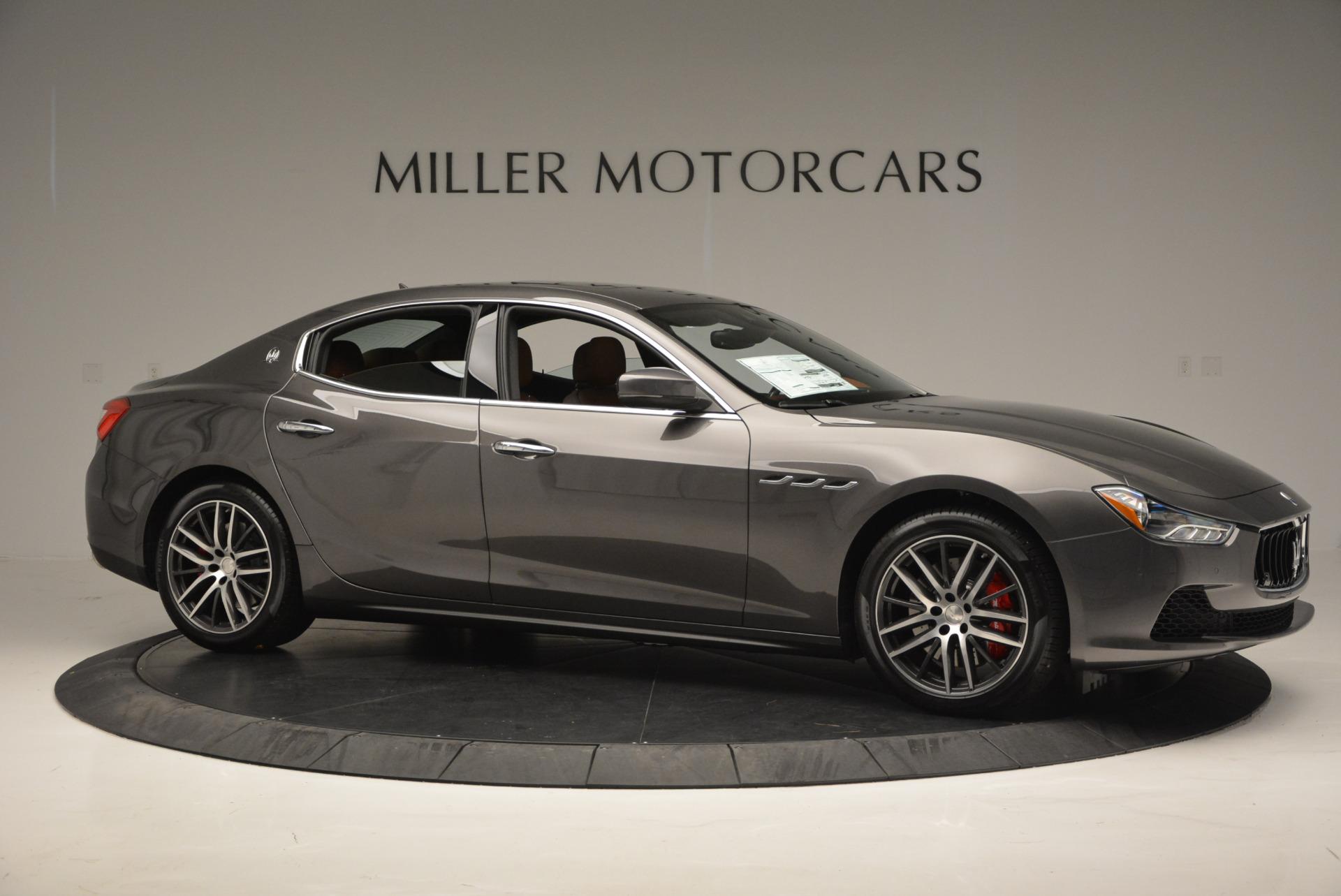 New 2017 Maserati Ghibli S Q4 For Sale In Greenwich, CT 573_p10