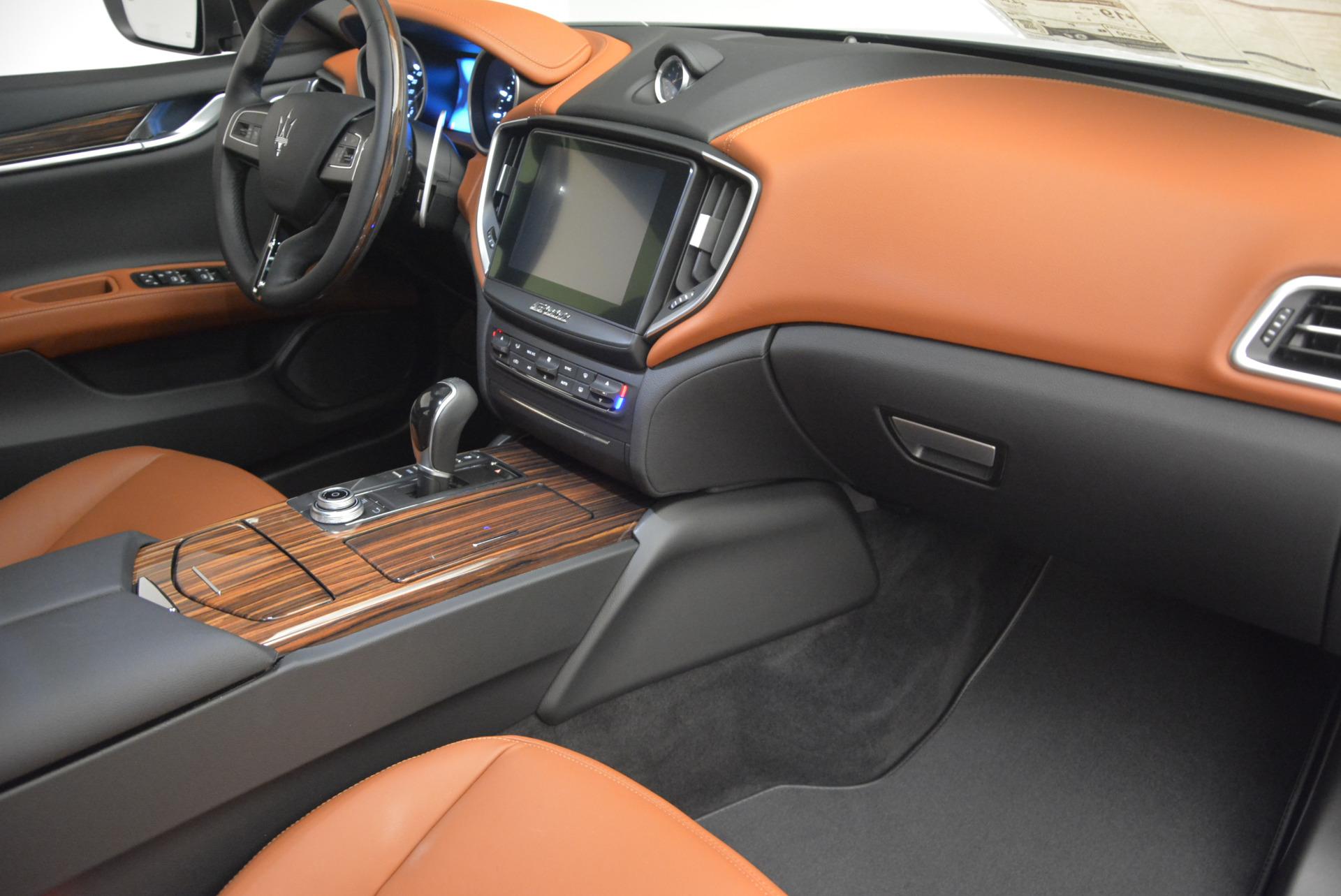 New 2017 Maserati Ghibli S Q4 For Sale In Greenwich, CT 573_p19