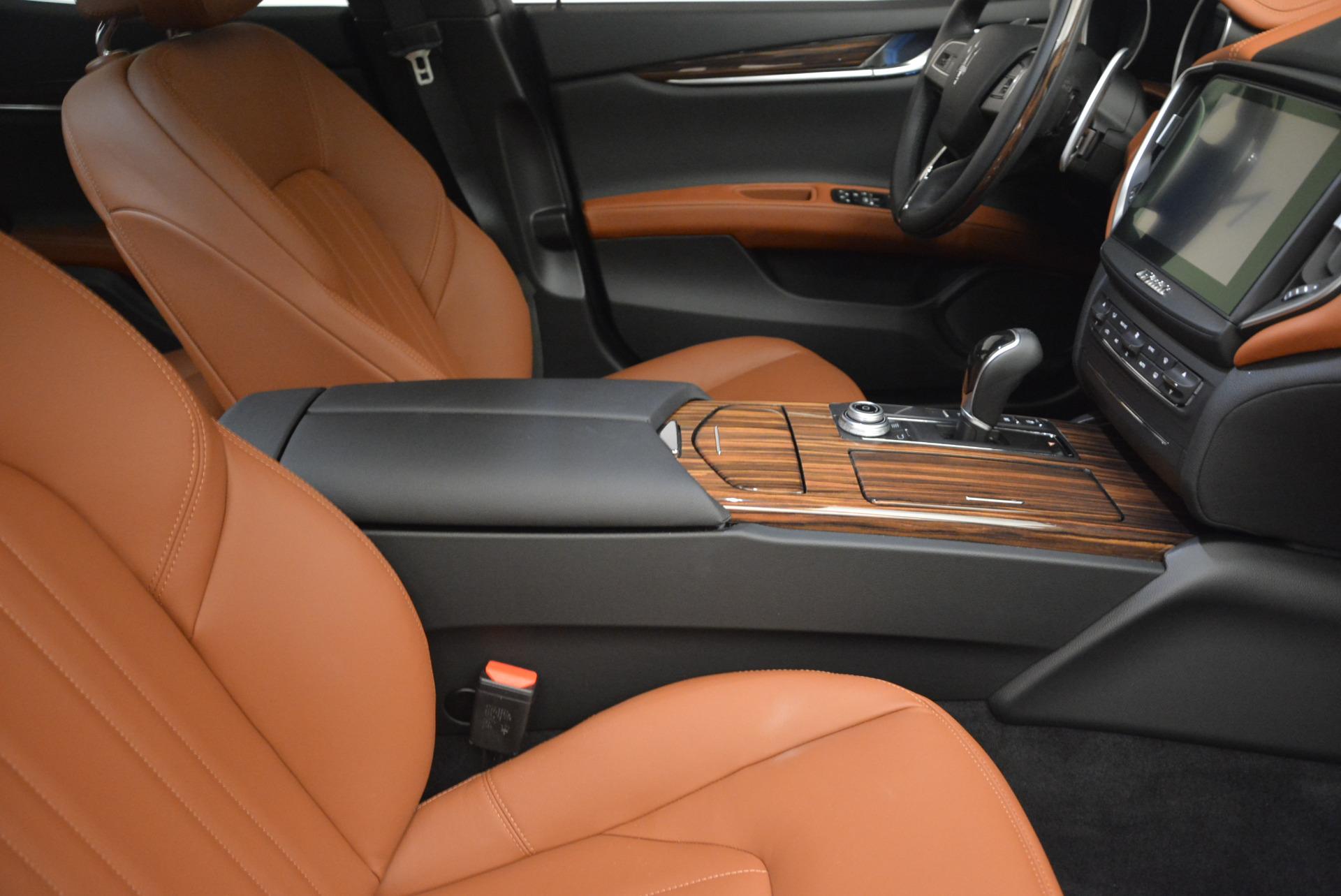 New 2017 Maserati Ghibli S Q4 For Sale In Greenwich, CT 573_p20