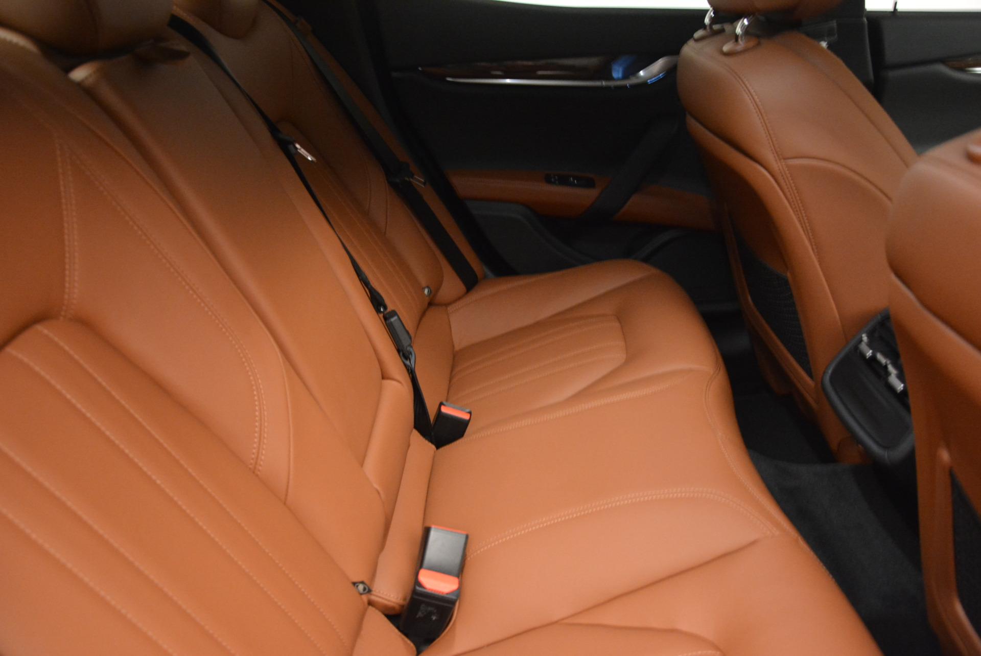 New 2017 Maserati Ghibli S Q4 For Sale In Greenwich, CT 573_p23
