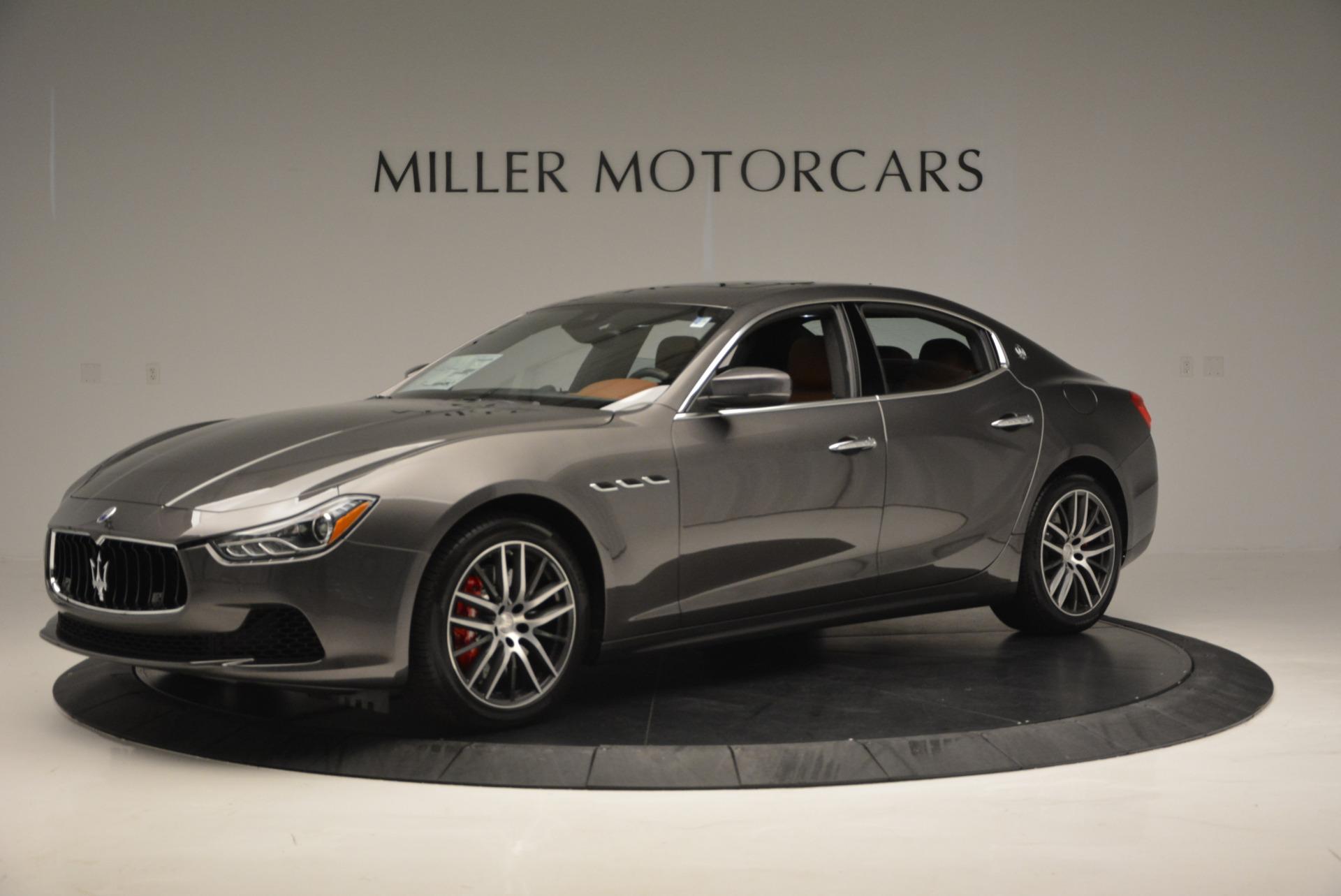 New 2017 Maserati Ghibli S Q4 For Sale In Greenwich, CT 573_p2