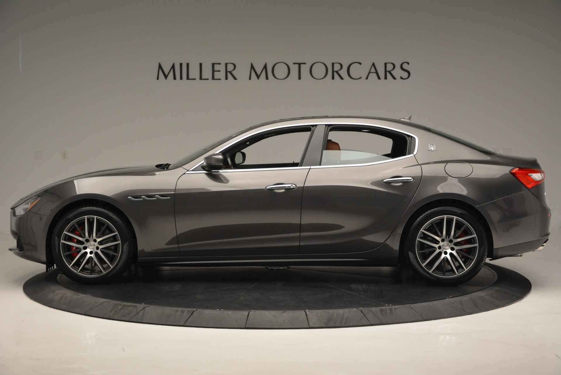 New 2017 Maserati Ghibli S Q4 For Sale In Greenwich, CT 573_p3