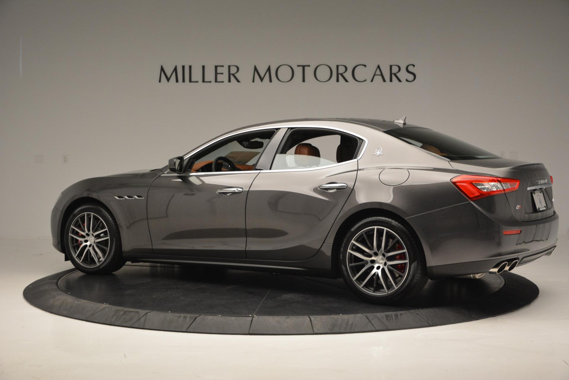 New 2017 Maserati Ghibli S Q4 For Sale In Greenwich, CT 573_p4