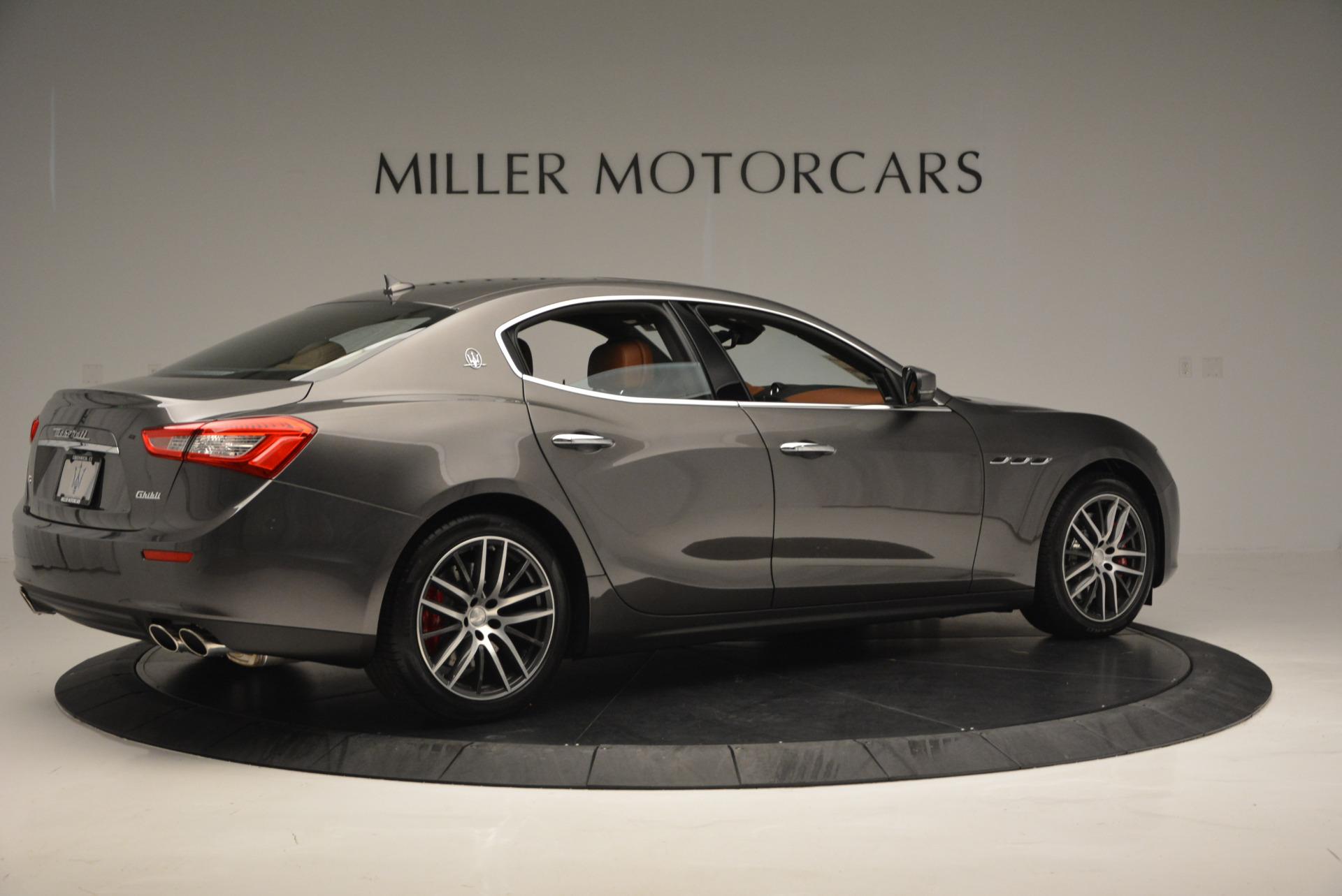 New 2017 Maserati Ghibli S Q4 For Sale In Greenwich, CT 573_p8
