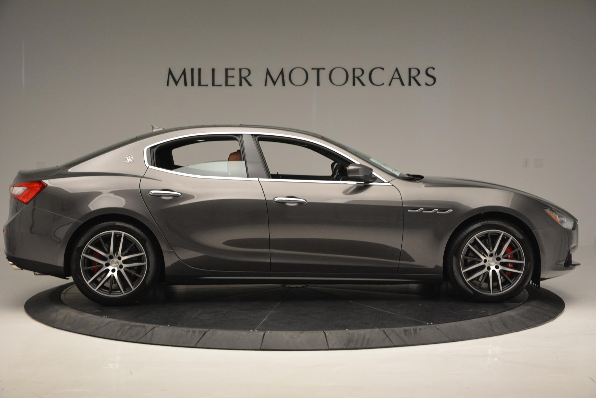 New 2017 Maserati Ghibli S Q4 For Sale In Greenwich, CT 573_p9