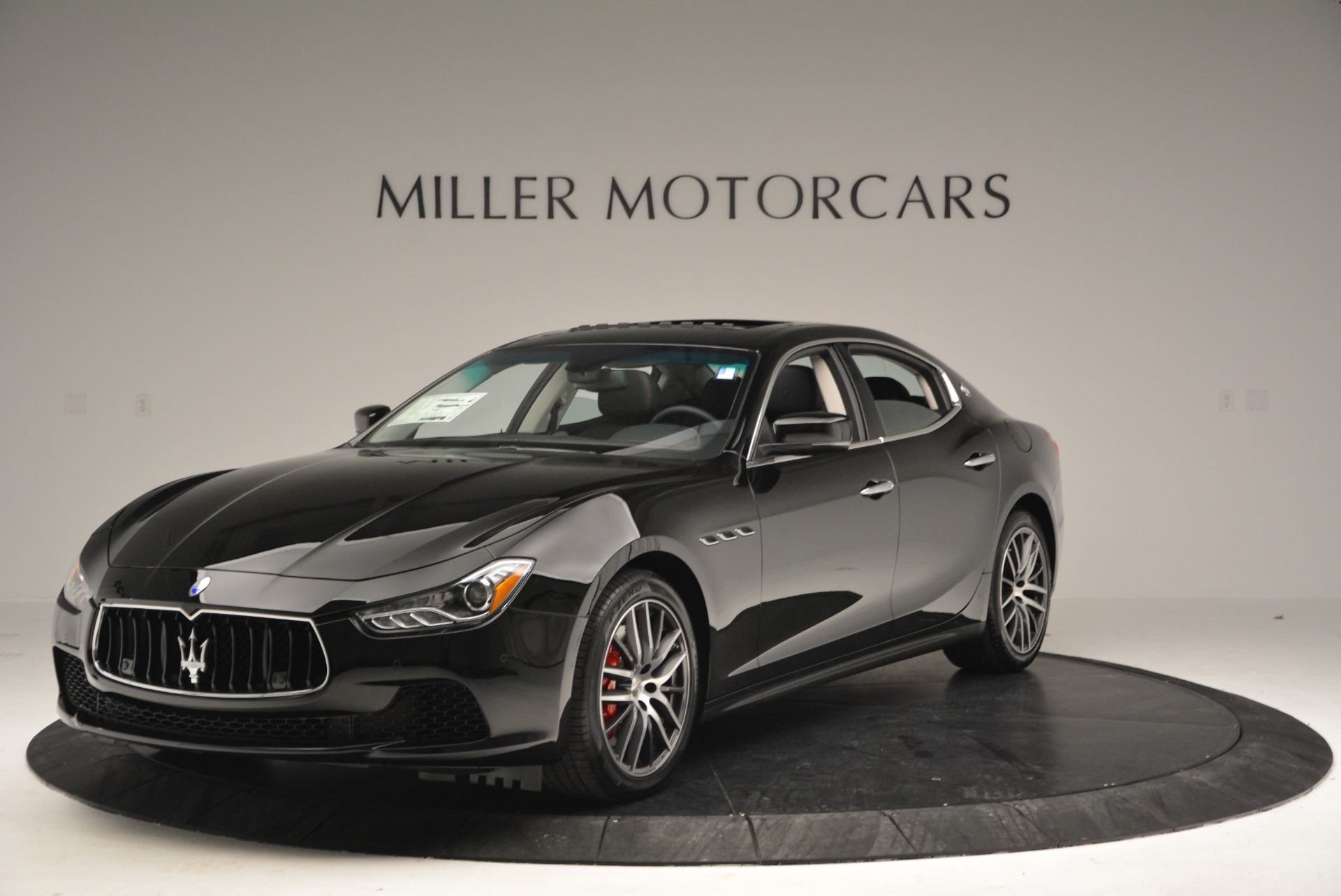 Used 2017 Maserati Ghibli S Q4 - EX Loaner For Sale In Greenwich, CT 576_main