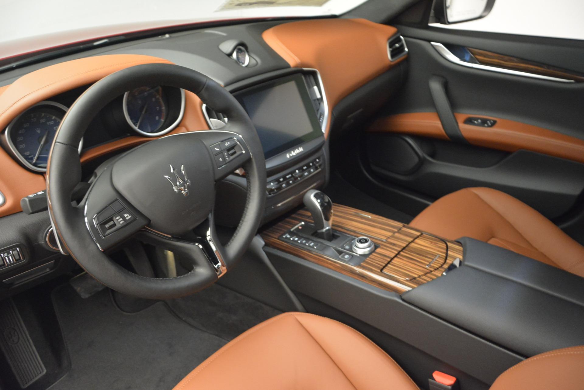 New 2017 Maserati Ghibli S Q4 For Sale In Greenwich, CT 577_p14