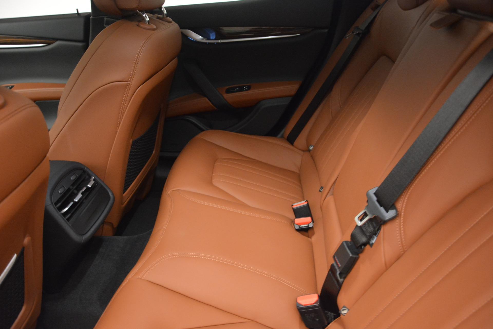 New 2017 Maserati Ghibli S Q4 For Sale In Greenwich, CT 577_p18