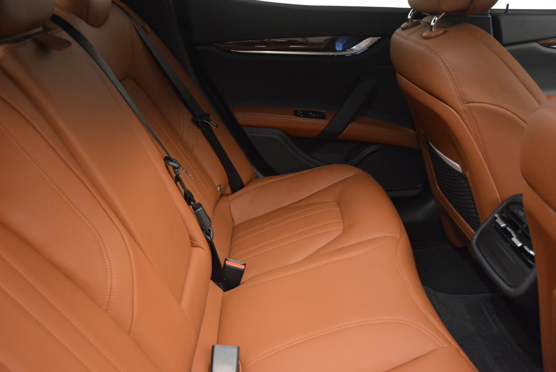 New 2017 Maserati Ghibli S Q4 For Sale In Greenwich, CT 577_p24