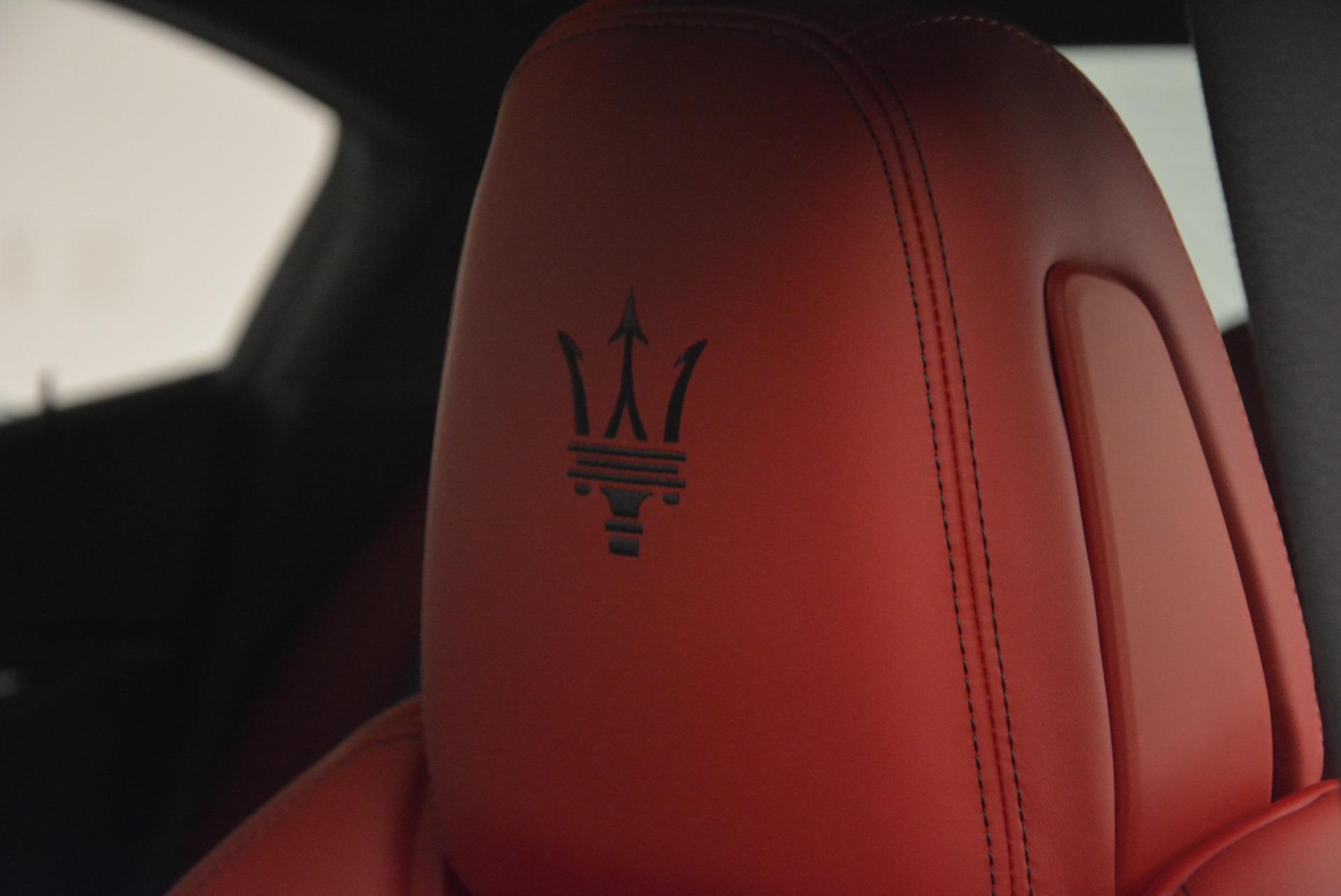 New 2017 Maserati Ghibli S Q4 For Sale In Greenwich, CT 578_p16