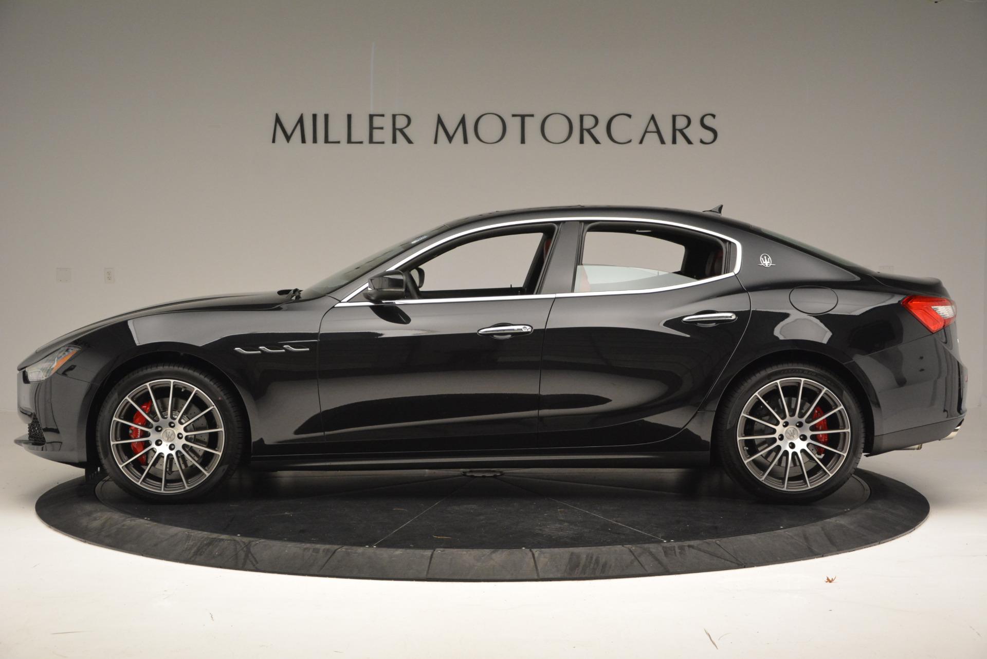 New 2017 Maserati Ghibli S Q4 For Sale In Greenwich, CT 578_p3