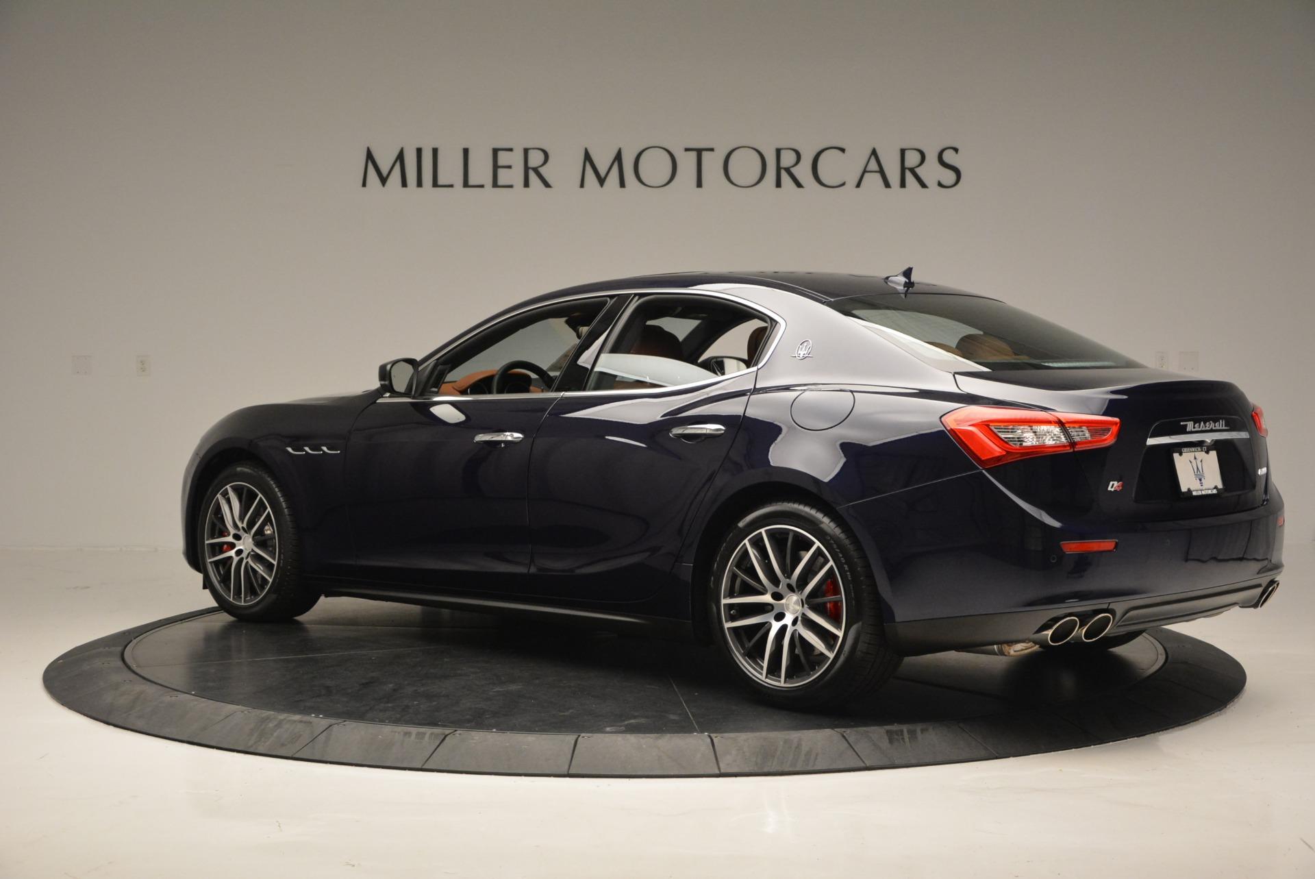 New 2017 Maserati Ghibli S Q4 For Sale In Greenwich, CT 580_p4