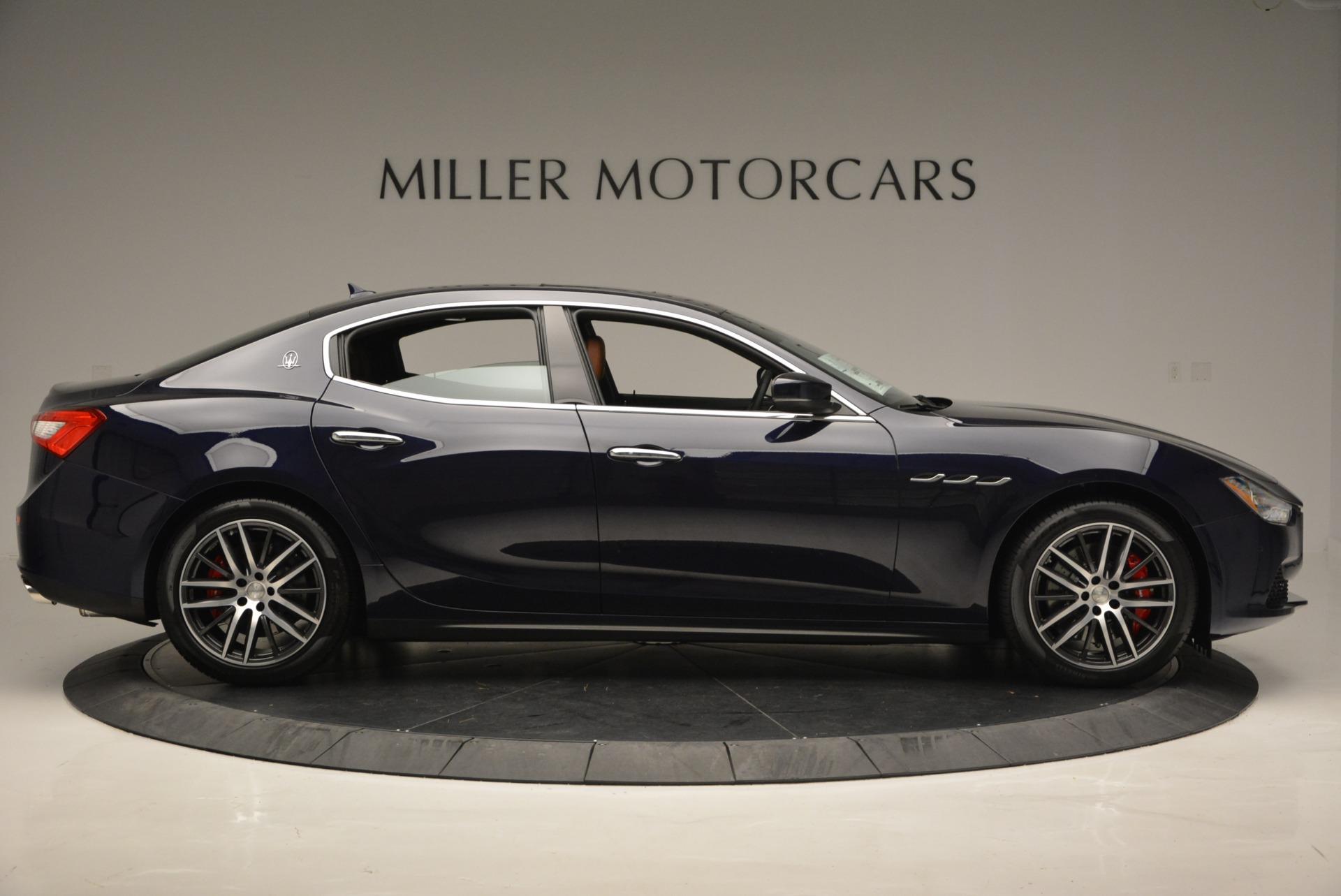 New 2017 Maserati Ghibli S Q4 For Sale In Greenwich, CT 580_p9
