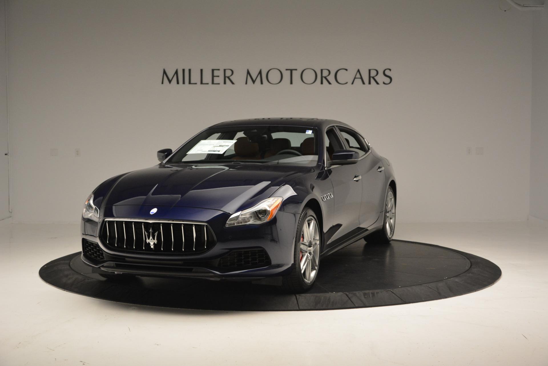 New 2017 Maserati Quattroporte S Q4 For Sale In Greenwich, CT 581_main
