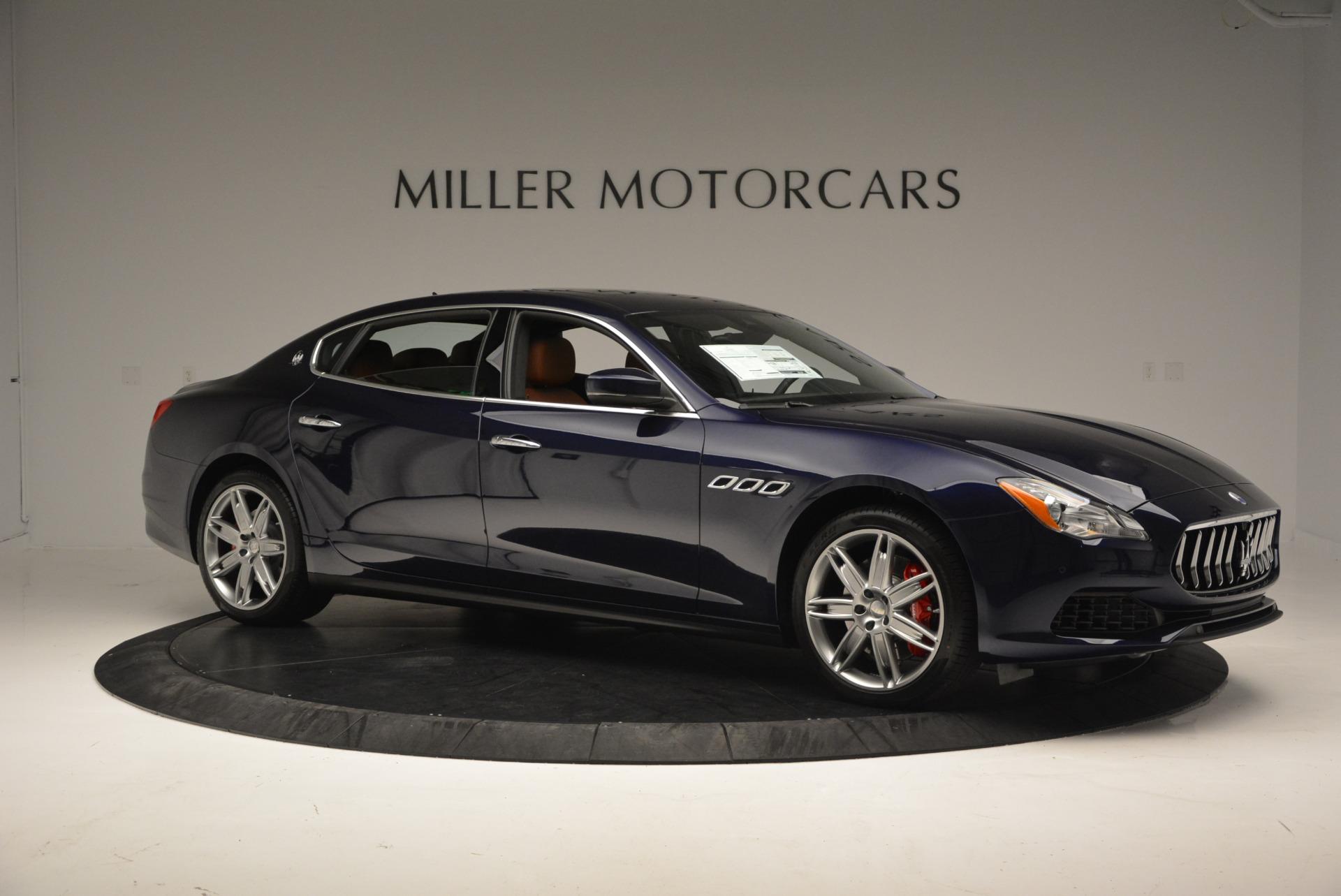 New 2017 Maserati Quattroporte S Q4 For Sale In Greenwich, CT 581_p10
