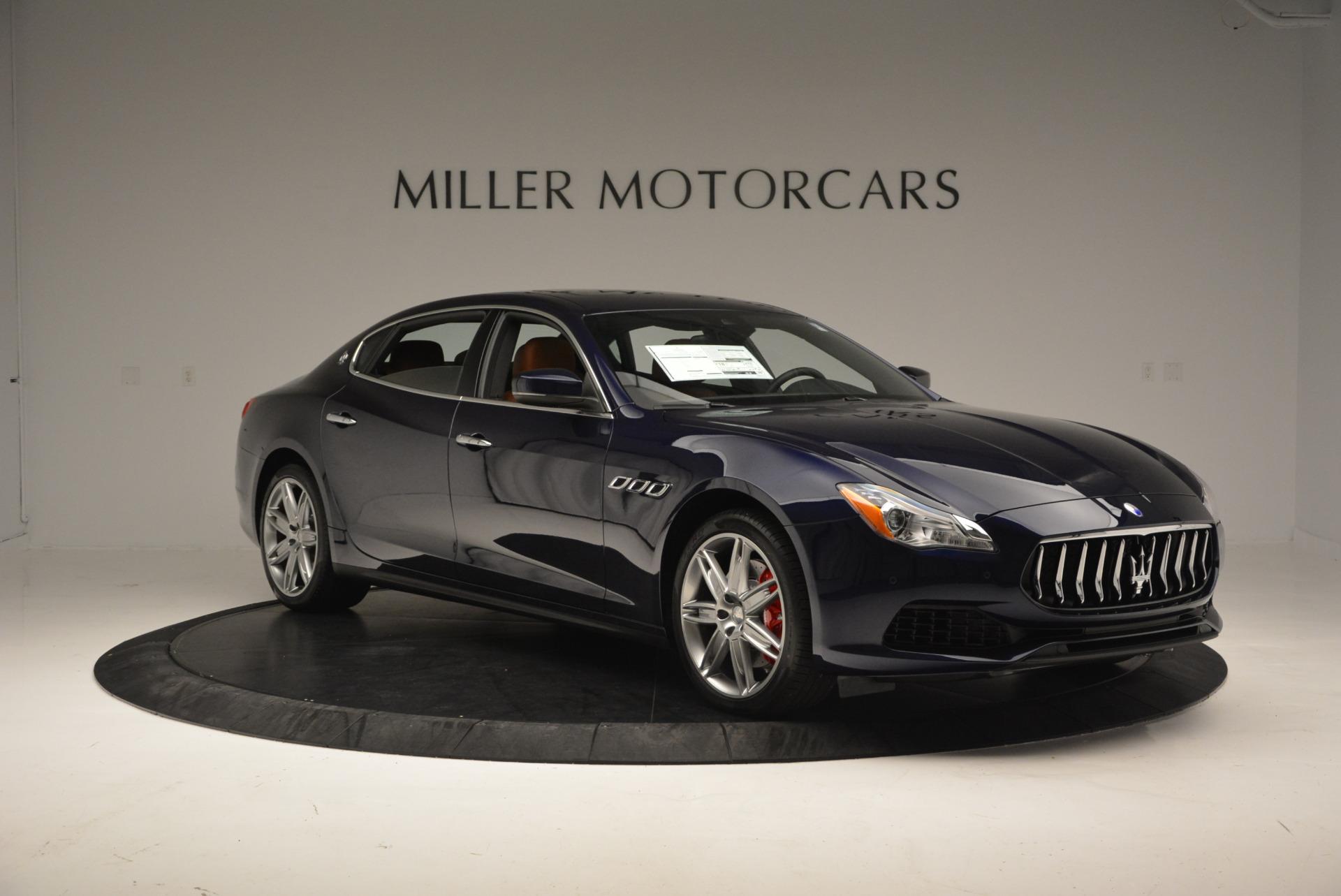 New 2017 Maserati Quattroporte S Q4 For Sale In Greenwich, CT 581_p11