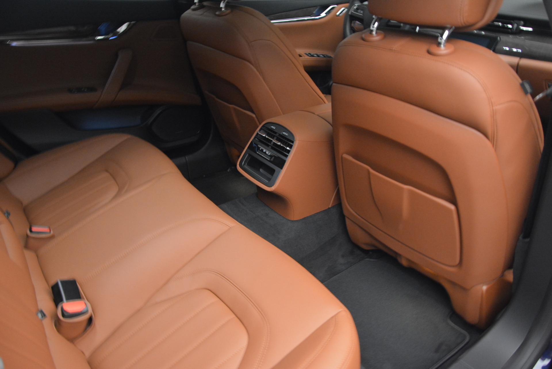 New 2017 Maserati Quattroporte S Q4 For Sale In Greenwich, CT 581_p23