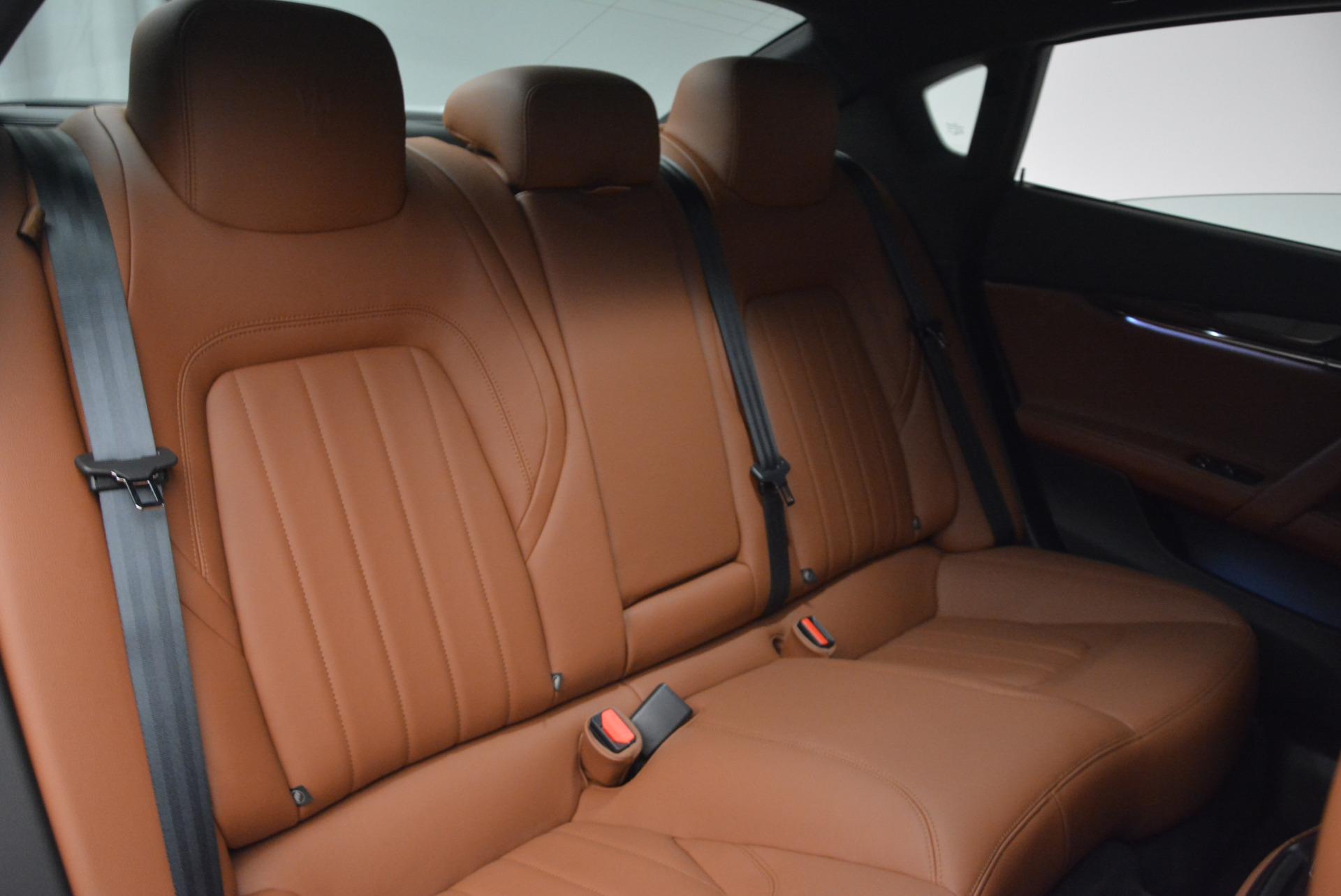 New 2017 Maserati Quattroporte S Q4 For Sale In Greenwich, CT 581_p25