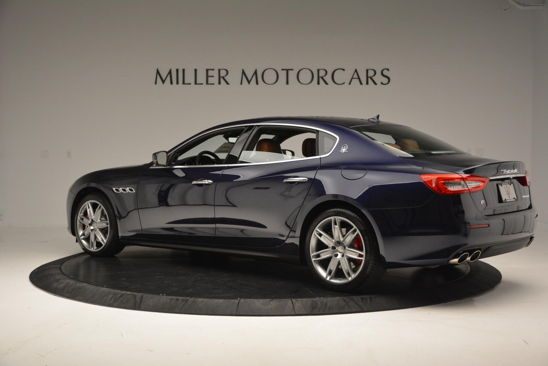 New 2017 Maserati Quattroporte S Q4 For Sale In Greenwich, CT 581_p4