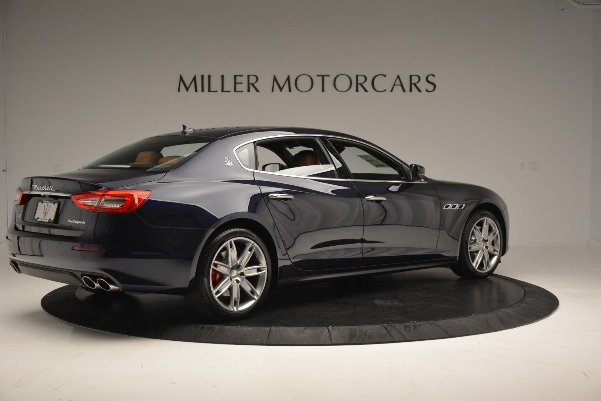 New 2017 Maserati Quattroporte S Q4 For Sale In Greenwich, CT 581_p8