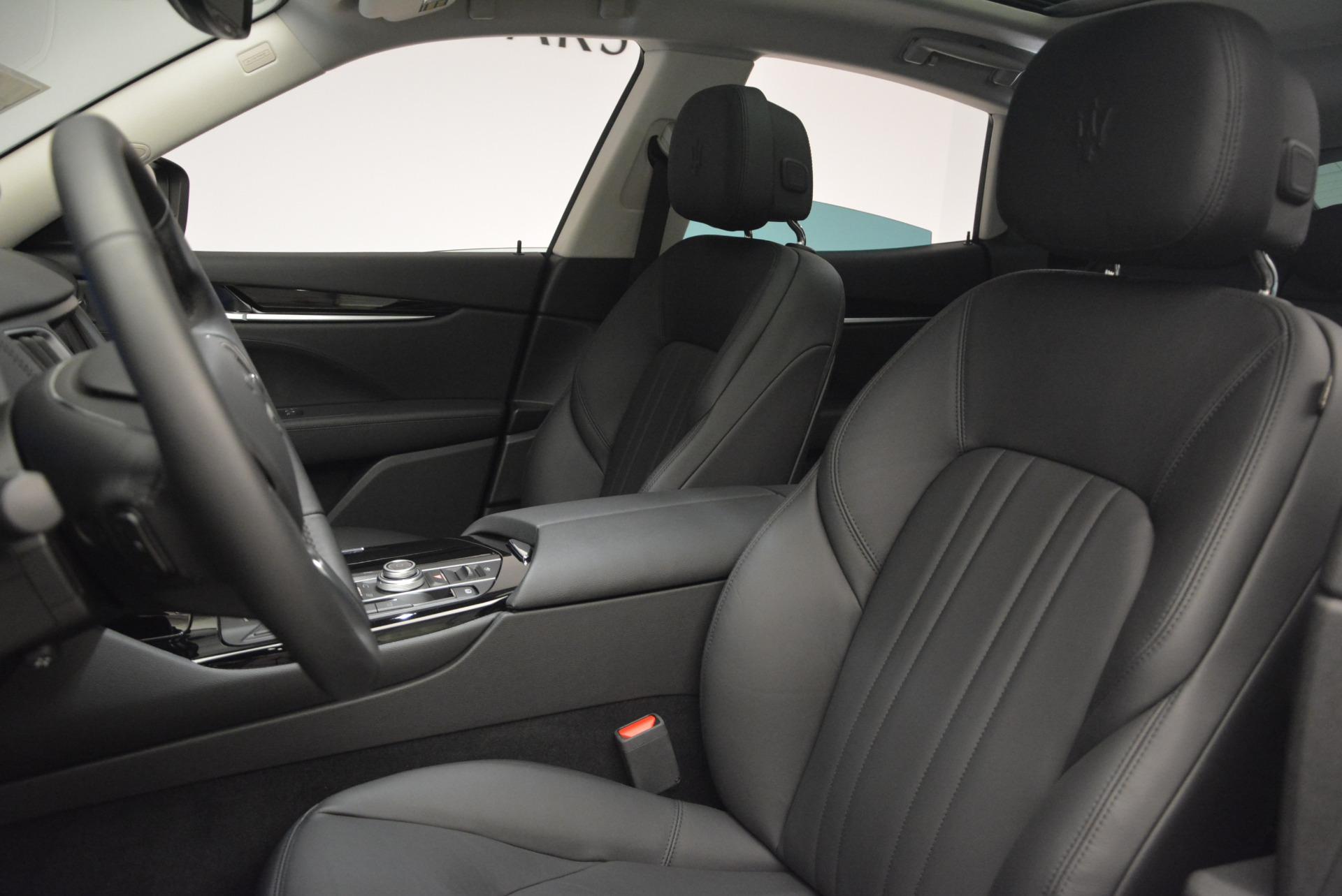 New 2017 Maserati Levante 350hp For Sale In Greenwich, CT 582_p15