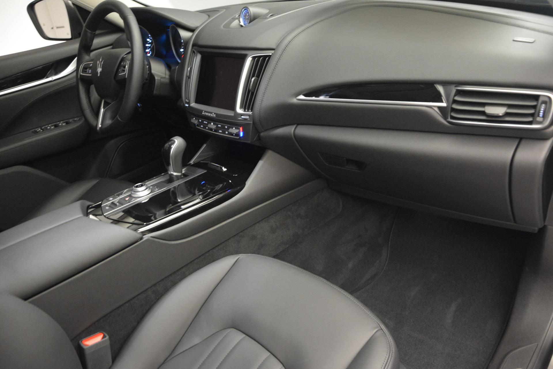 New 2017 Maserati Levante 350hp For Sale In Greenwich, CT 582_p19