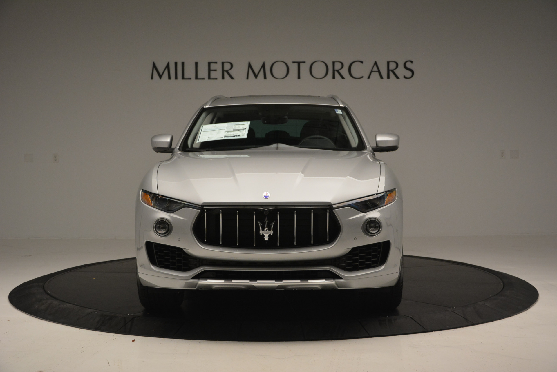 New 2017 Maserati Levante 350hp For Sale In Greenwich, CT 584_p12