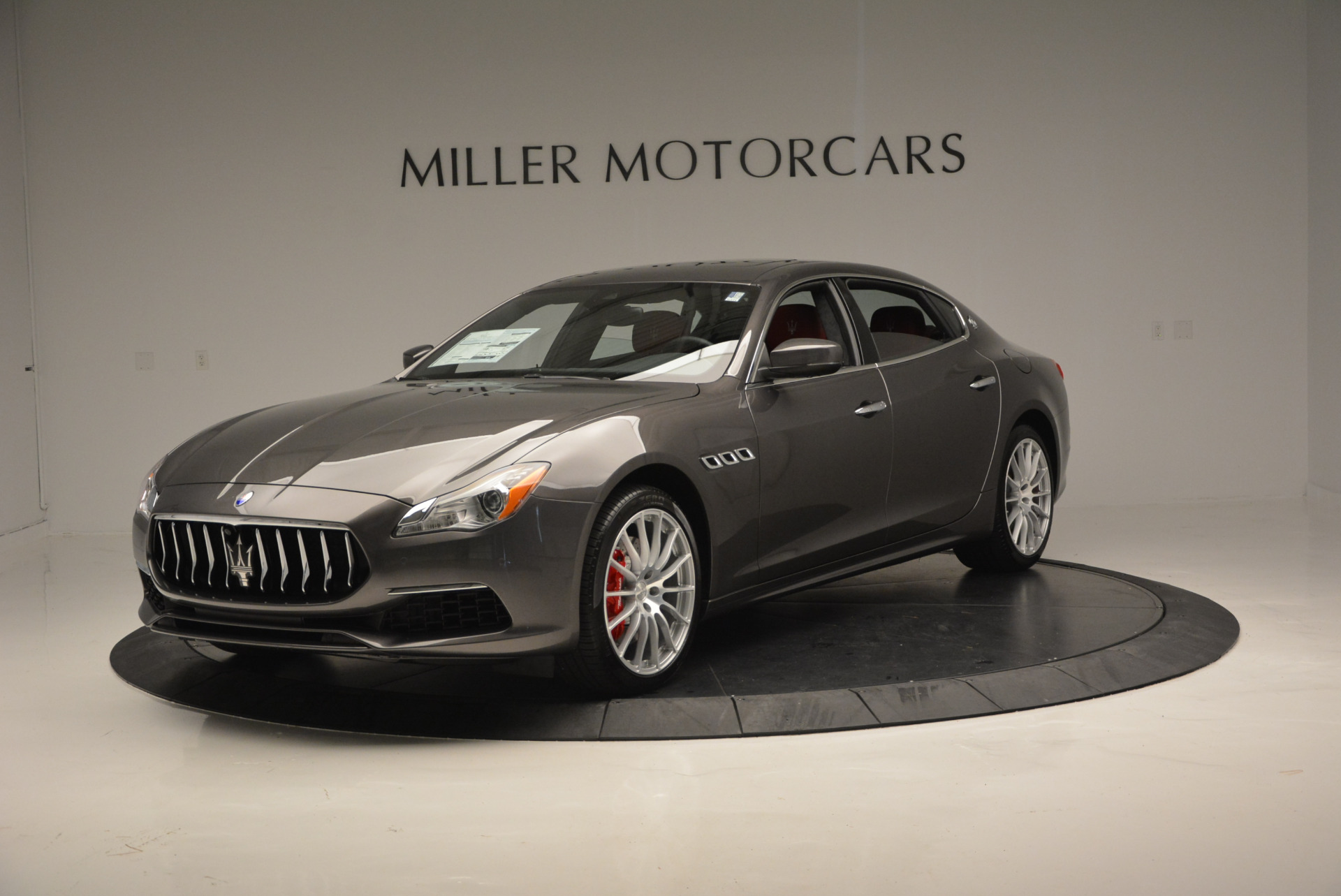 New 2017 Maserati Quattroporte S Q4 GranLusso For Sale In Greenwich, CT
