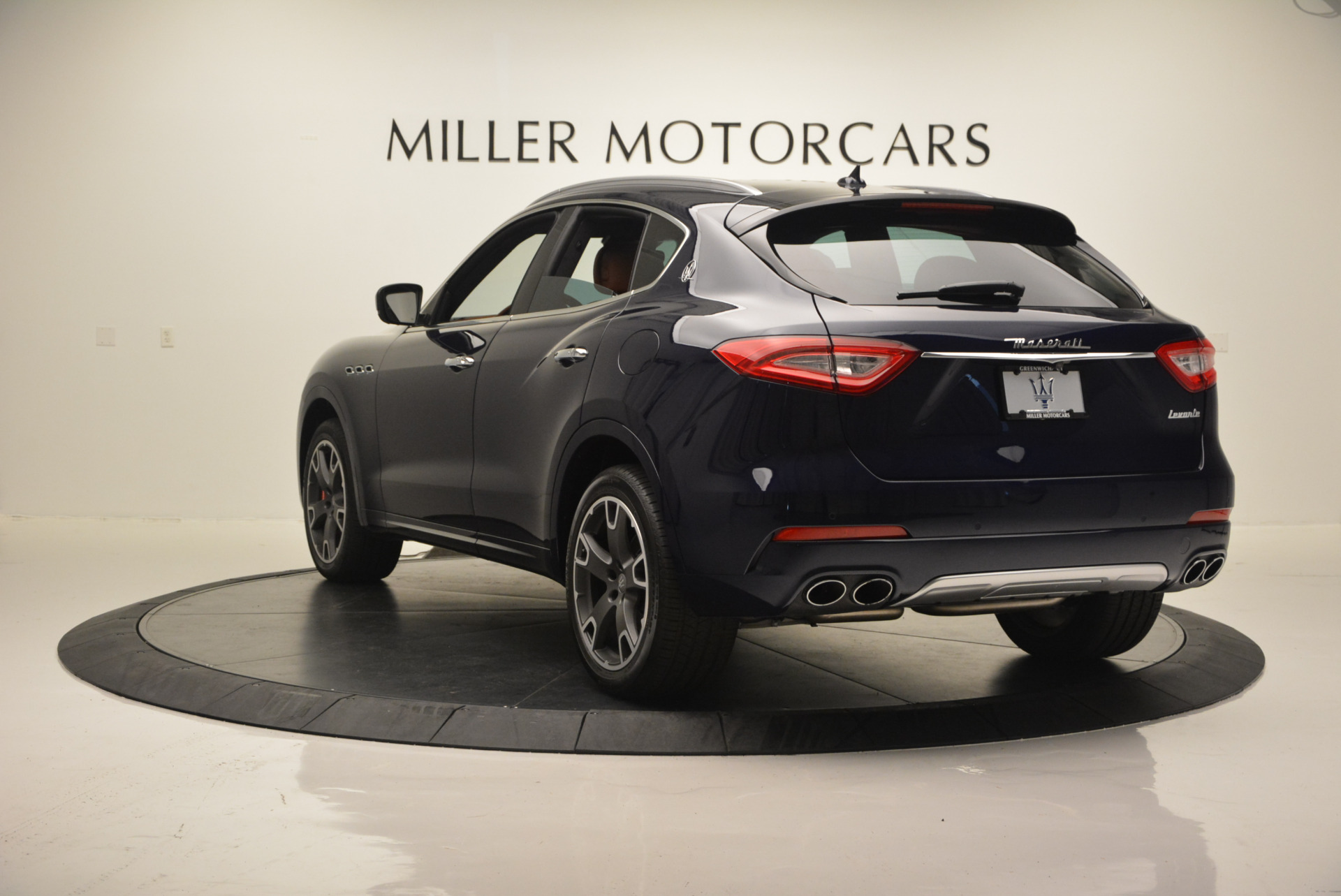 New 2017 Maserati Levante S For Sale In Greenwich, CT 591_p3