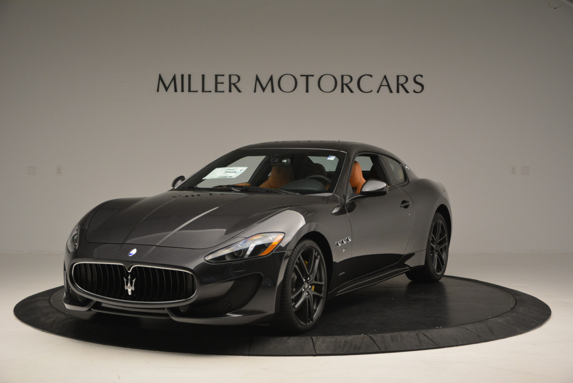 New 2017 Maserati GranTurismo Sport For Sale In Greenwich, CT