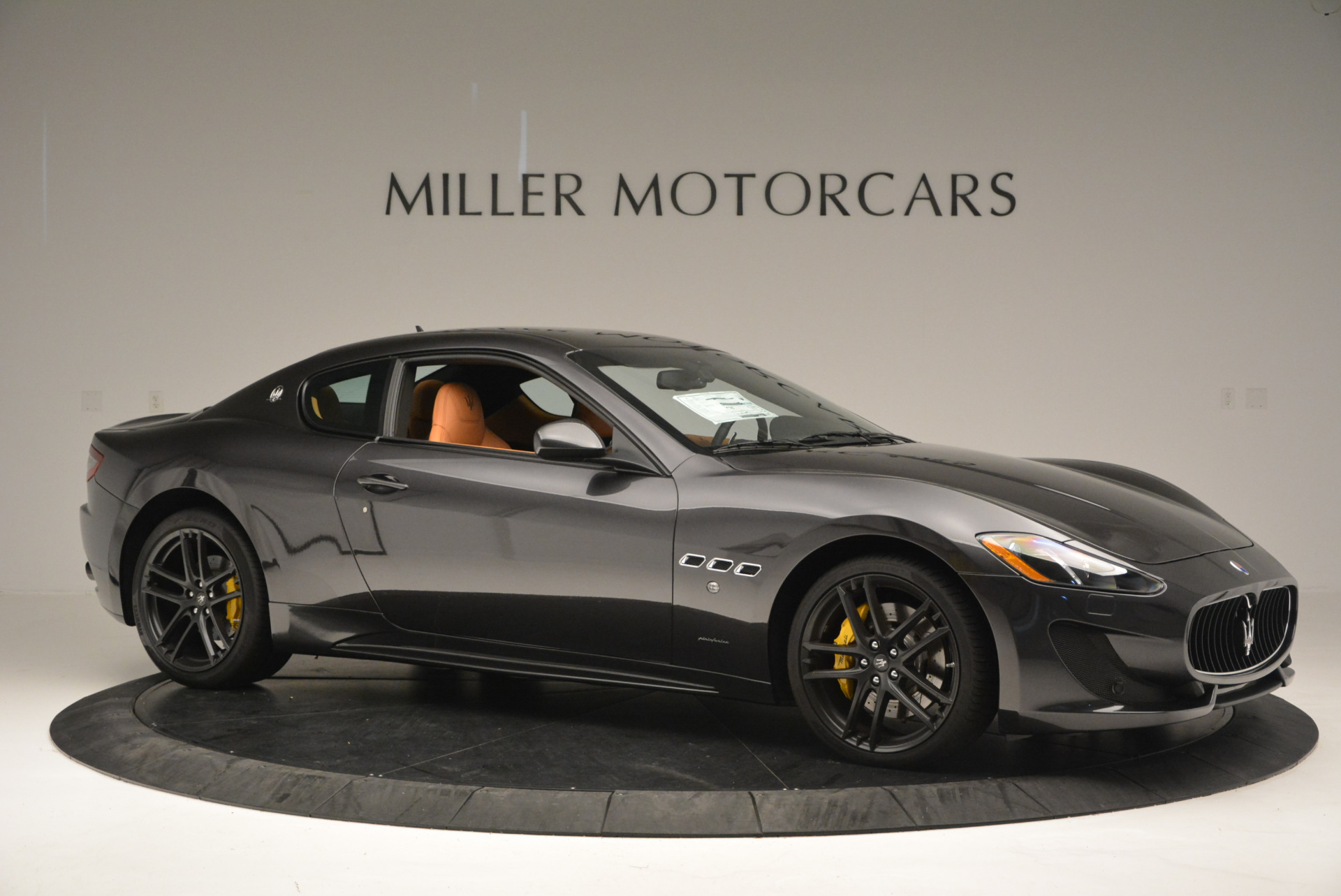 New 2017 Maserati GranTurismo Sport For Sale In Greenwich, CT 593_p10