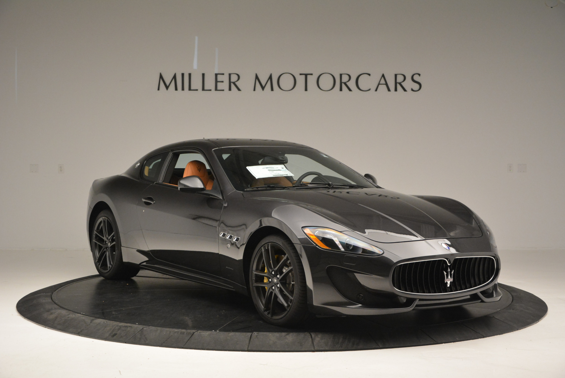 New 2017 Maserati GranTurismo Sport For Sale In Greenwich, CT 593_p11