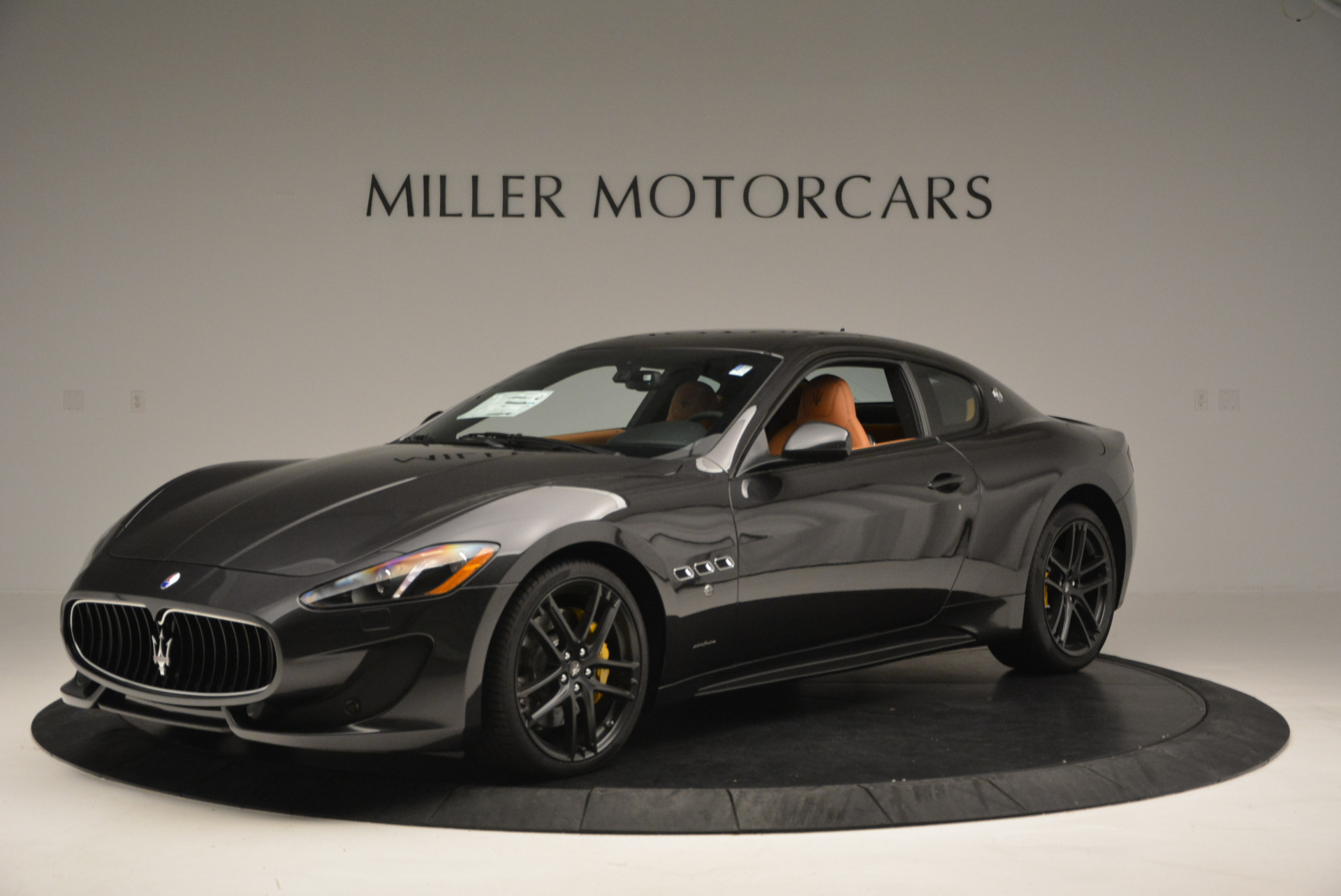 New 2017 Maserati GranTurismo Sport For Sale In Greenwich, CT 593_p2