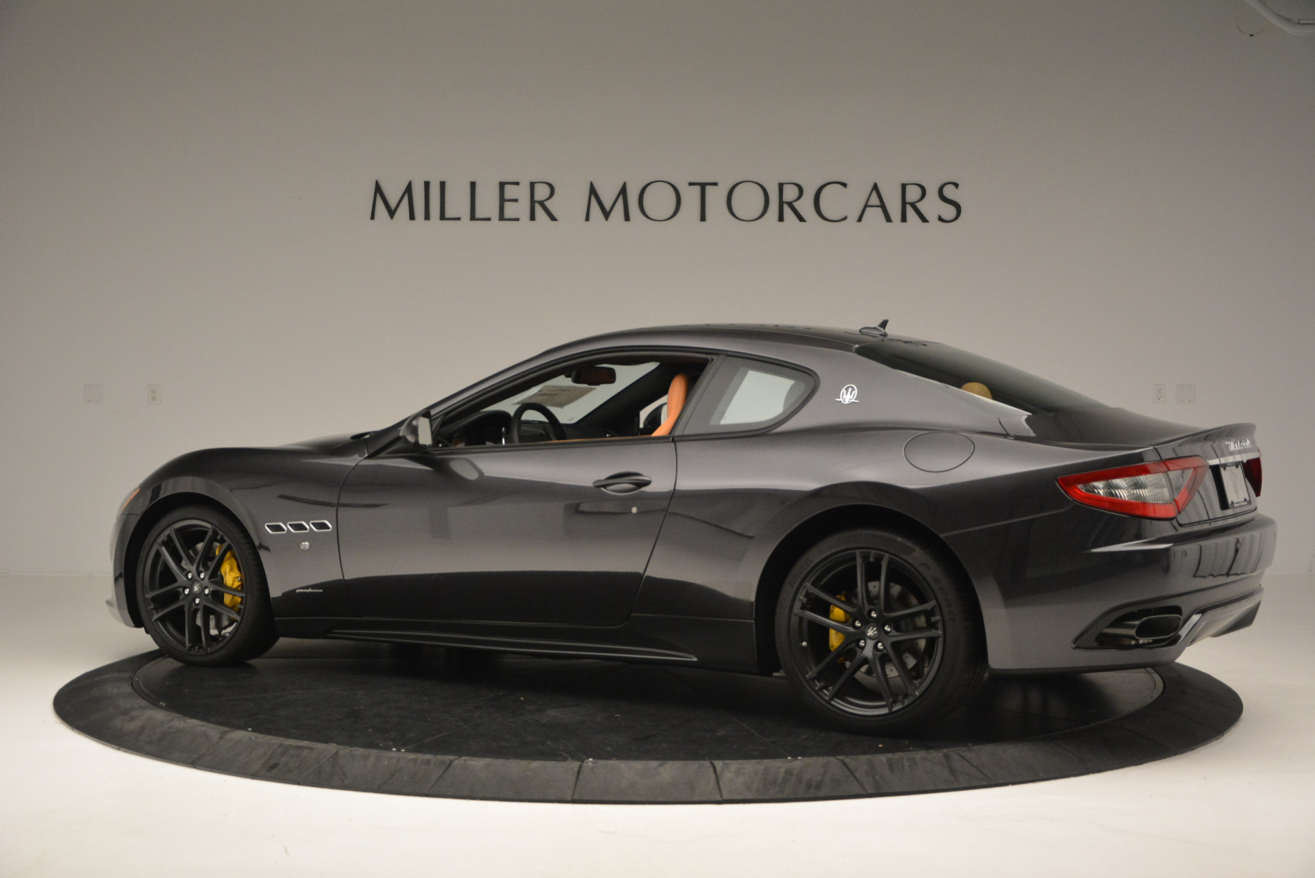 New 2017 Maserati GranTurismo Sport For Sale In Greenwich, CT 593_p4