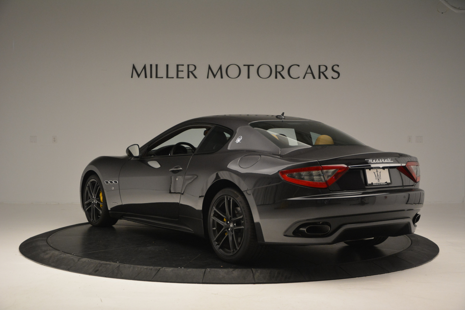 New 2017 Maserati GranTurismo Sport For Sale In Greenwich, CT 593_p5