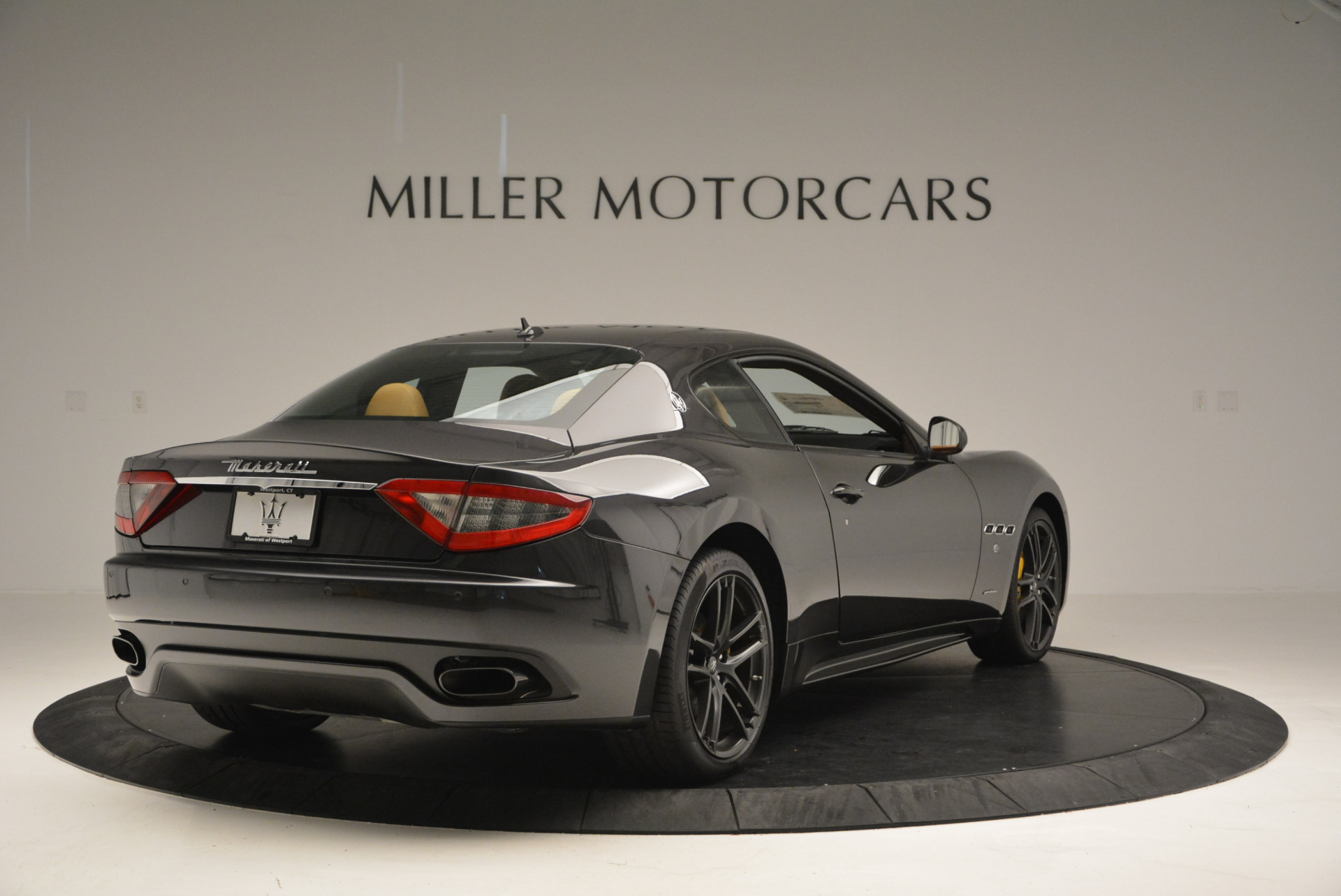 New 2017 Maserati GranTurismo Sport For Sale In Greenwich, CT 593_p7