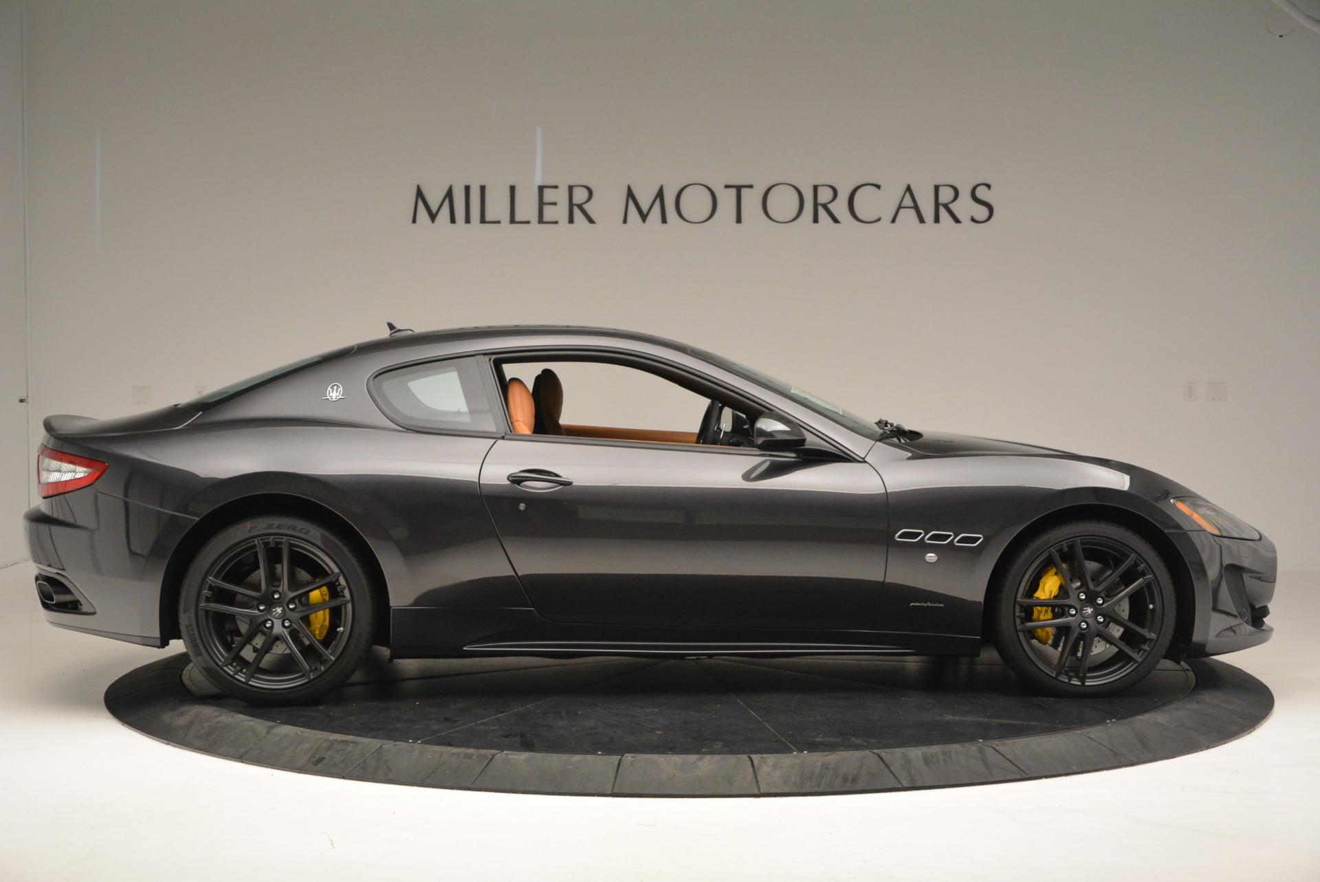 New 2017 Maserati GranTurismo Sport For Sale In Greenwich, CT 593_p9