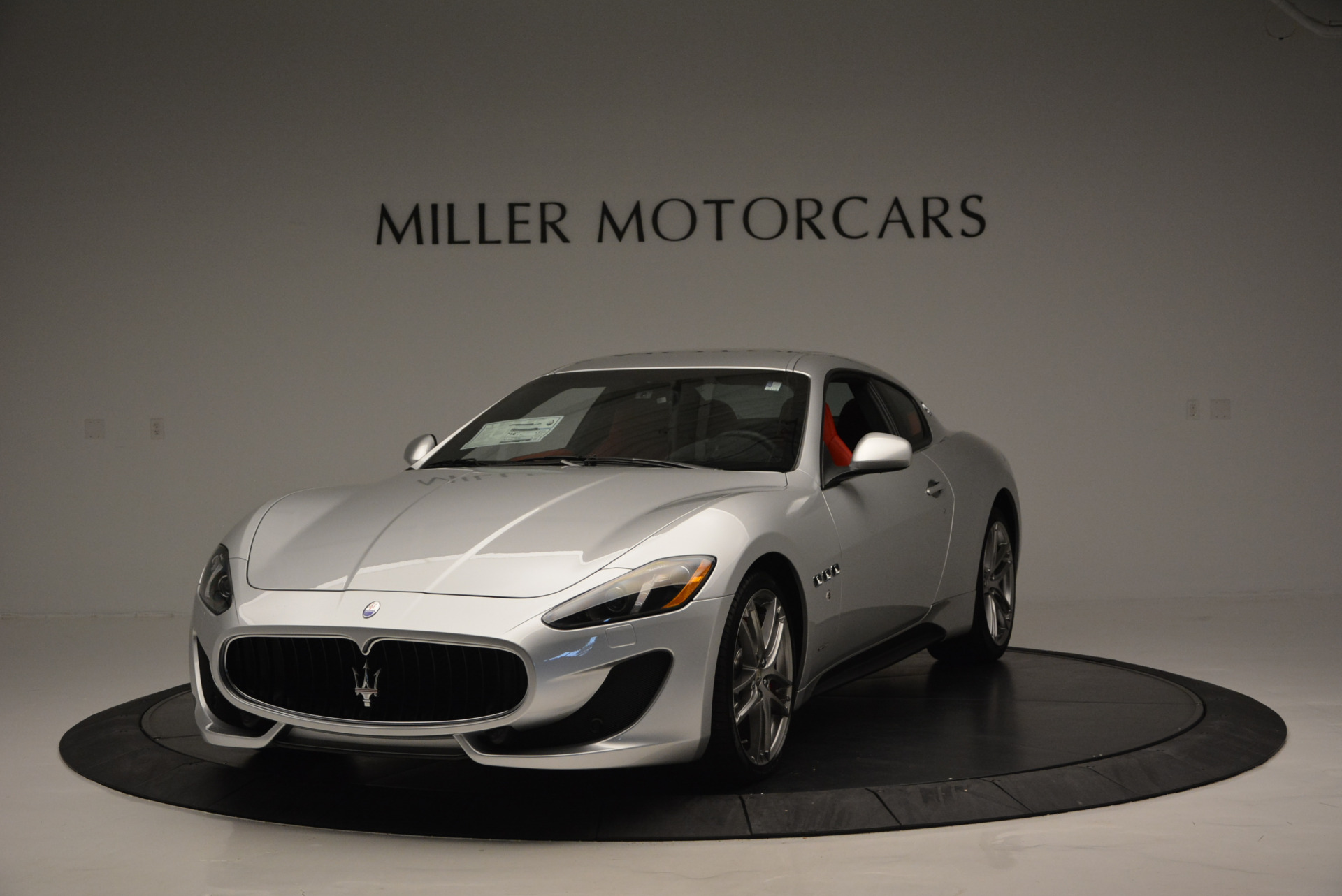 New 2017 Maserati GranTurismo Sport For Sale In Greenwich, CT 594_main
