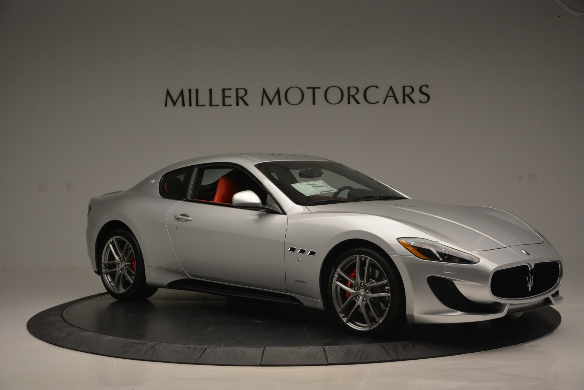 New 2017 Maserati GranTurismo Sport For Sale In Greenwich, CT 594_p10