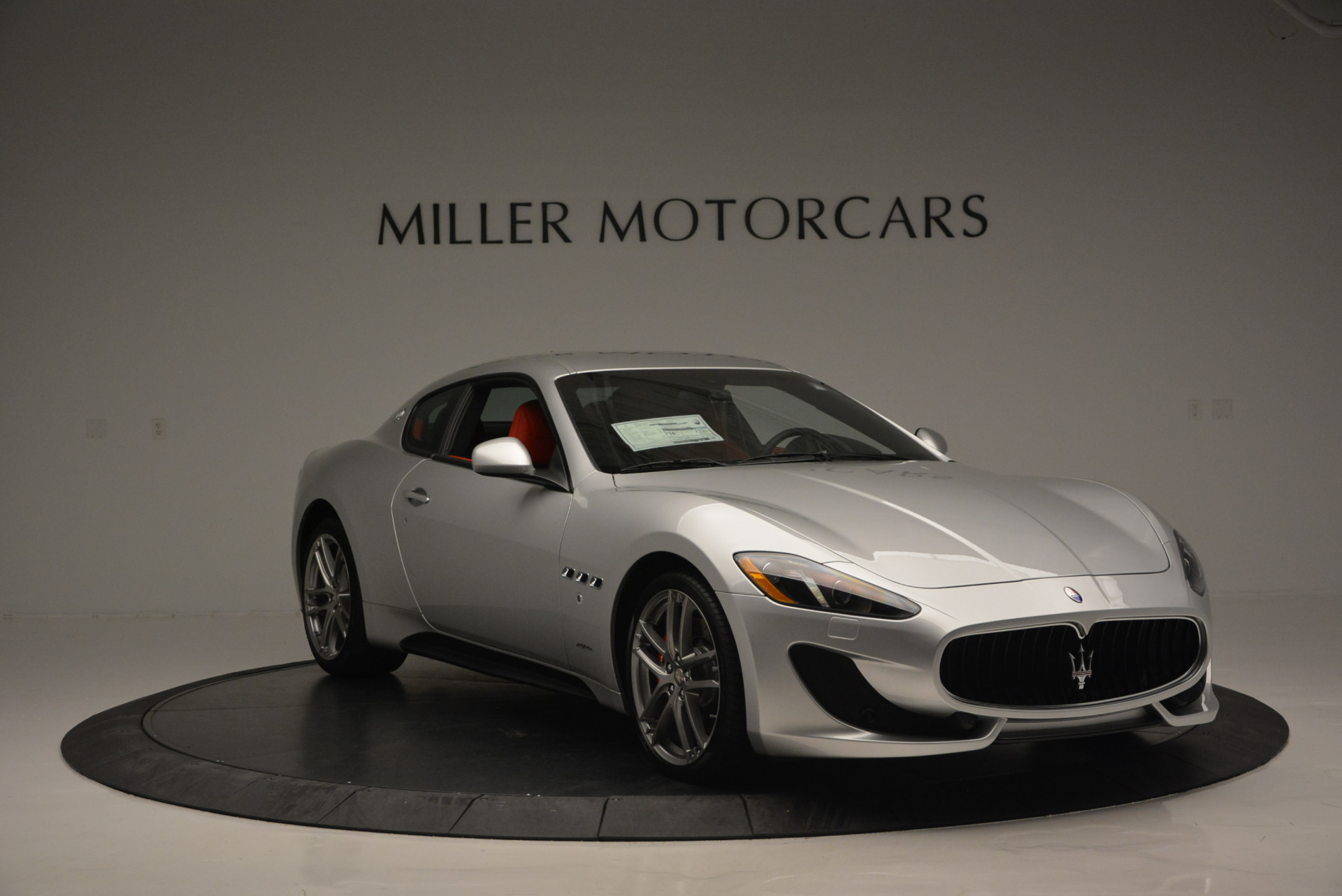 New 2017 Maserati GranTurismo Sport For Sale In Greenwich, CT 594_p11