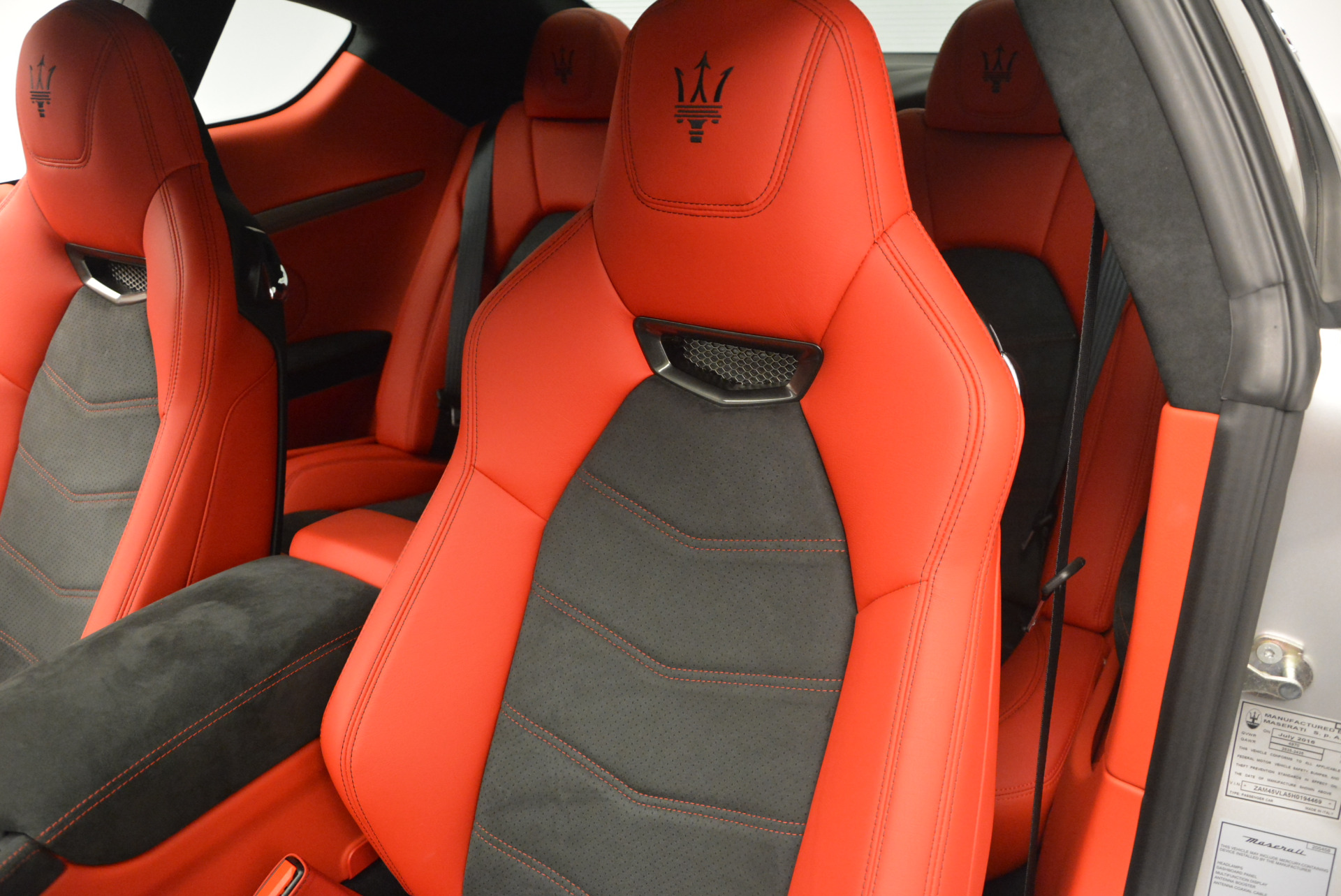 New 2017 Maserati GranTurismo Sport For Sale In Greenwich, CT 594_p17
