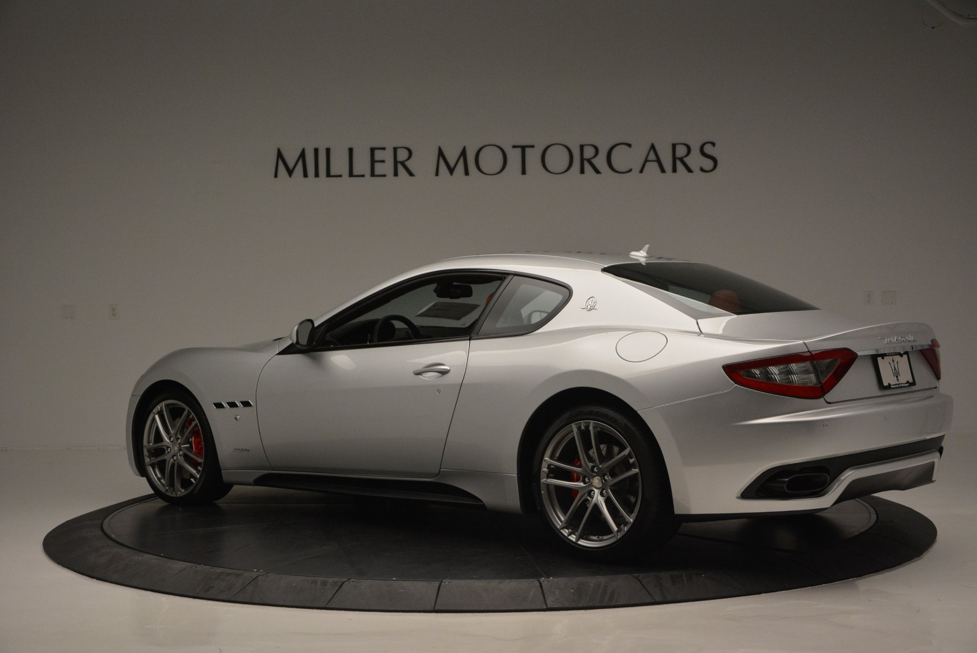 New 2017 Maserati GranTurismo Sport For Sale In Greenwich, CT 594_p4